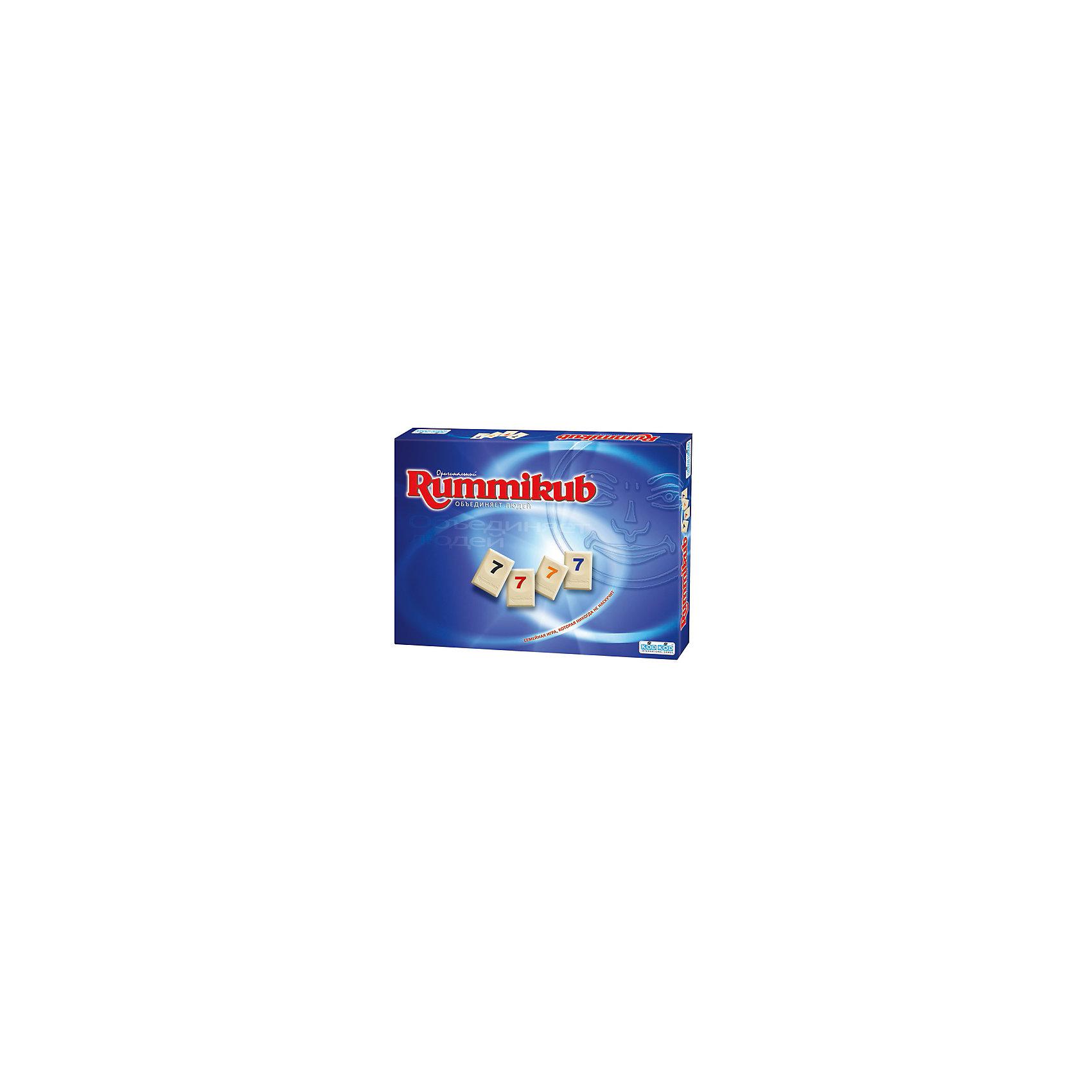 Игра Rummikub: оригинальная версия,  KODKOD