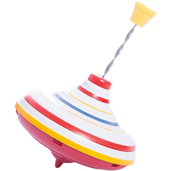 Юла, диаметр 16 см, СтелларЮлы, неваляшки<br>Эта яркая игрушка понравится всем малышам. Юла приводится в движение путем многократного нажатия сверху на рукоятку. Игрушка поможет ребенку развить моторику рук, цветовосприятие, внимание, и конечно, подарит много улыбок и хорошее настроение. <br><br>Дополнительная информация:<br><br>- Материал: пластик.<br>- Цвет: красный, желтый, зеленый, белый, синий.<br>- Размер: d-16 см.<br><br>Юлу (диаметр 16 см), Стеллар, можно купить в нашем магазине.<br><br>Ширина мм: 160<br>Глубина мм: 160<br>Высота мм: 120<br>Вес г: 109<br>Возраст от месяцев: 36<br>Возраст до месяцев: 72<br>Пол: Унисекс<br>Возраст: Детский<br>SKU: 4044377
