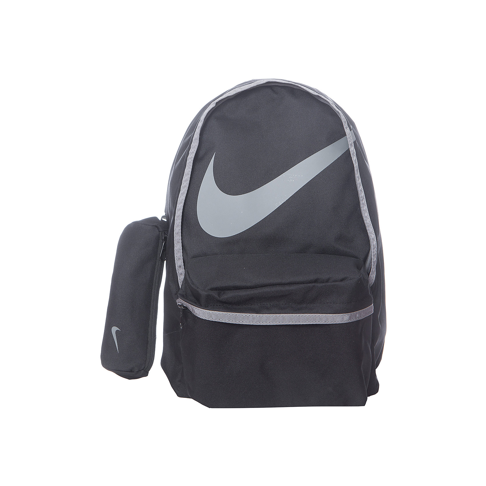 Рюкзак для мальчика NIKE YOUNG ATHLETES HALFDAY BT NIKEДорожные сумки и чемоданы<br>Рюкзак NIKE YOUNG ATHLETES HALFDAY BT от марки  NIKE.<br>Состав:<br>полиэстер 100%<br><br>Ширина мм: 170<br>Глубина мм: 157<br>Высота мм: 67<br>Вес г: 117<br>Цвет: черный<br>Возраст от месяцев: 48<br>Возраст до месяцев: 120<br>Пол: Мужской<br>Возраст: Детский<br>Размер: one size<br>SKU: 4044708