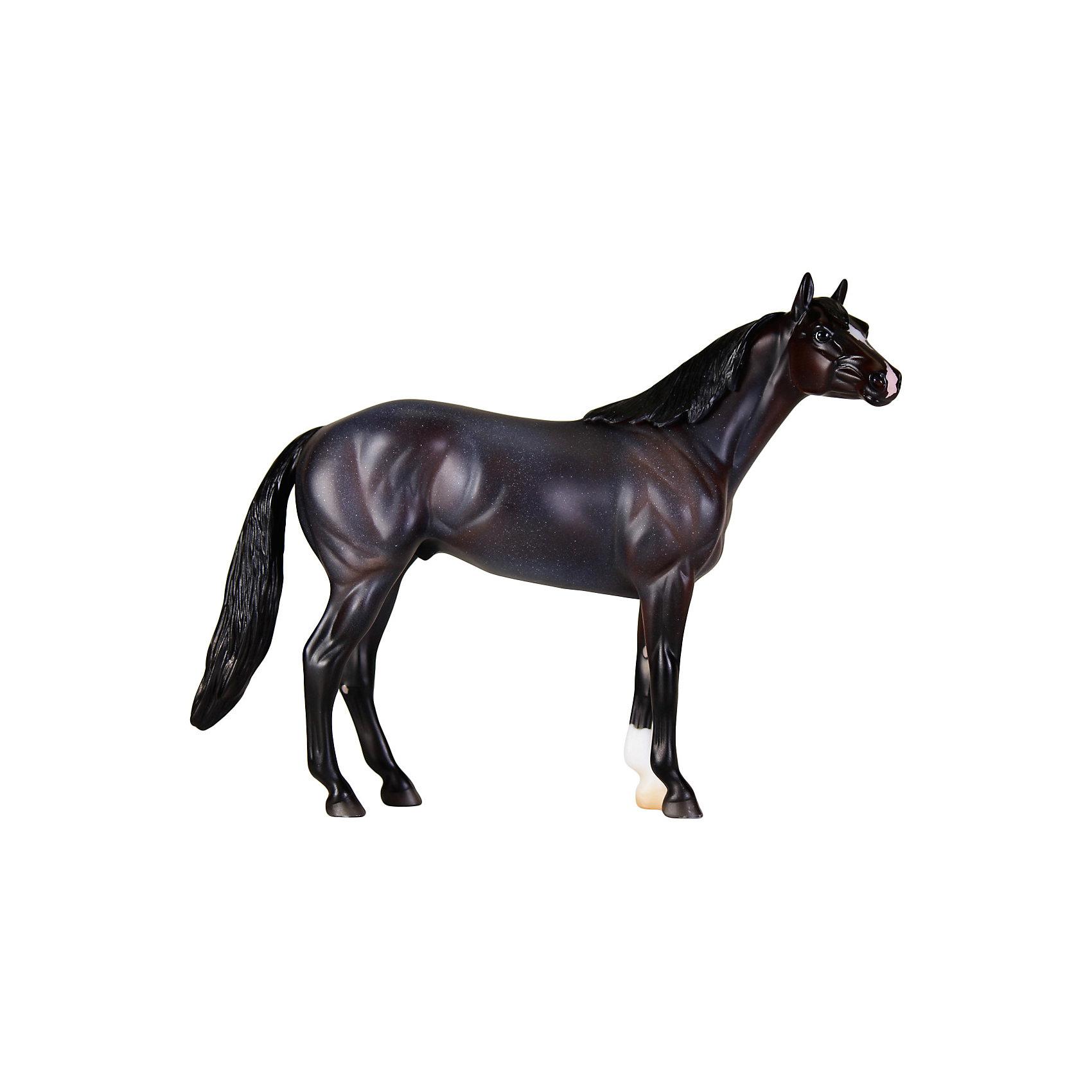 Лошадь Квотерхорс, гнедо-чалый, Breyer