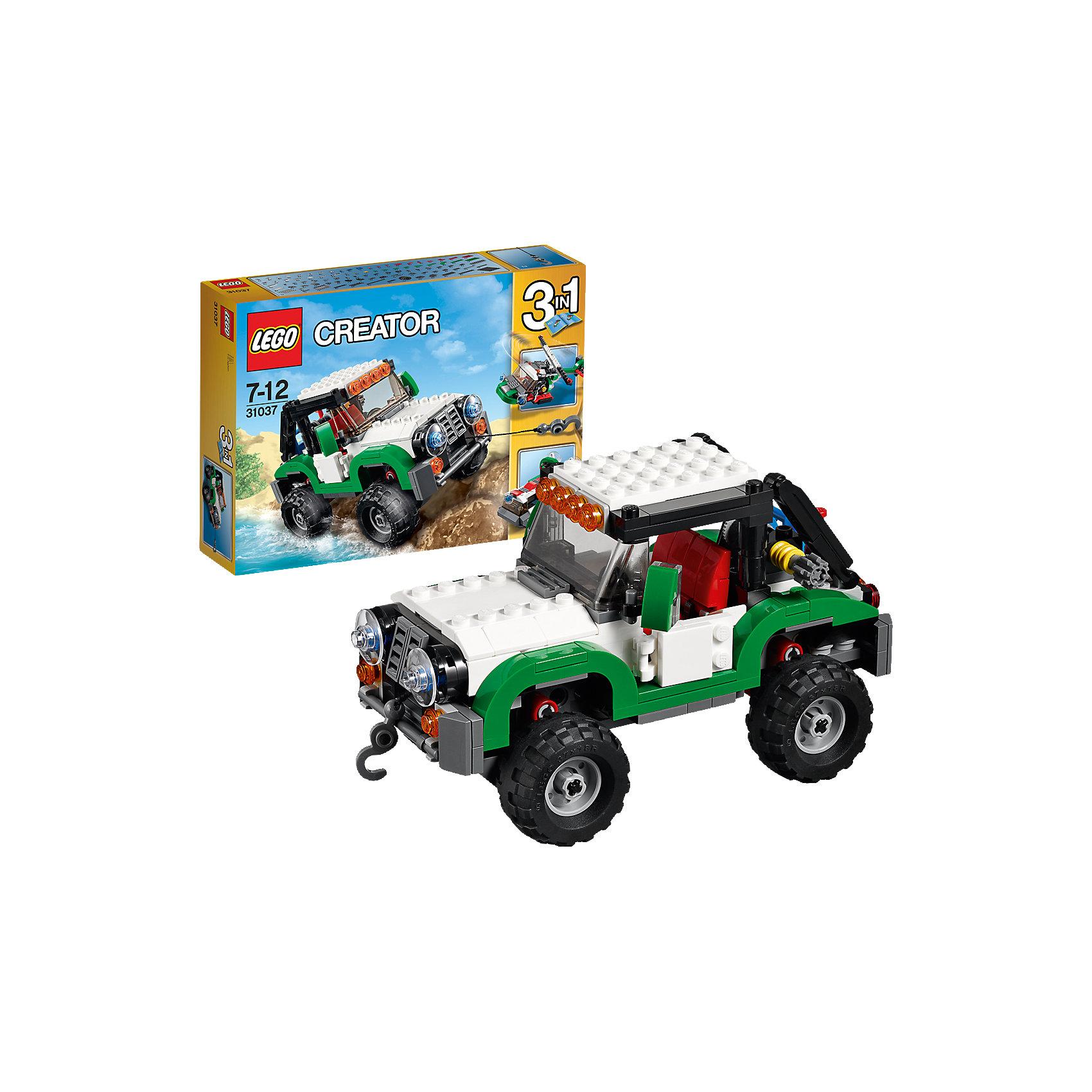 LEGO LEGO Creator 31037: Внедорожник lego горный внедорожник 70589