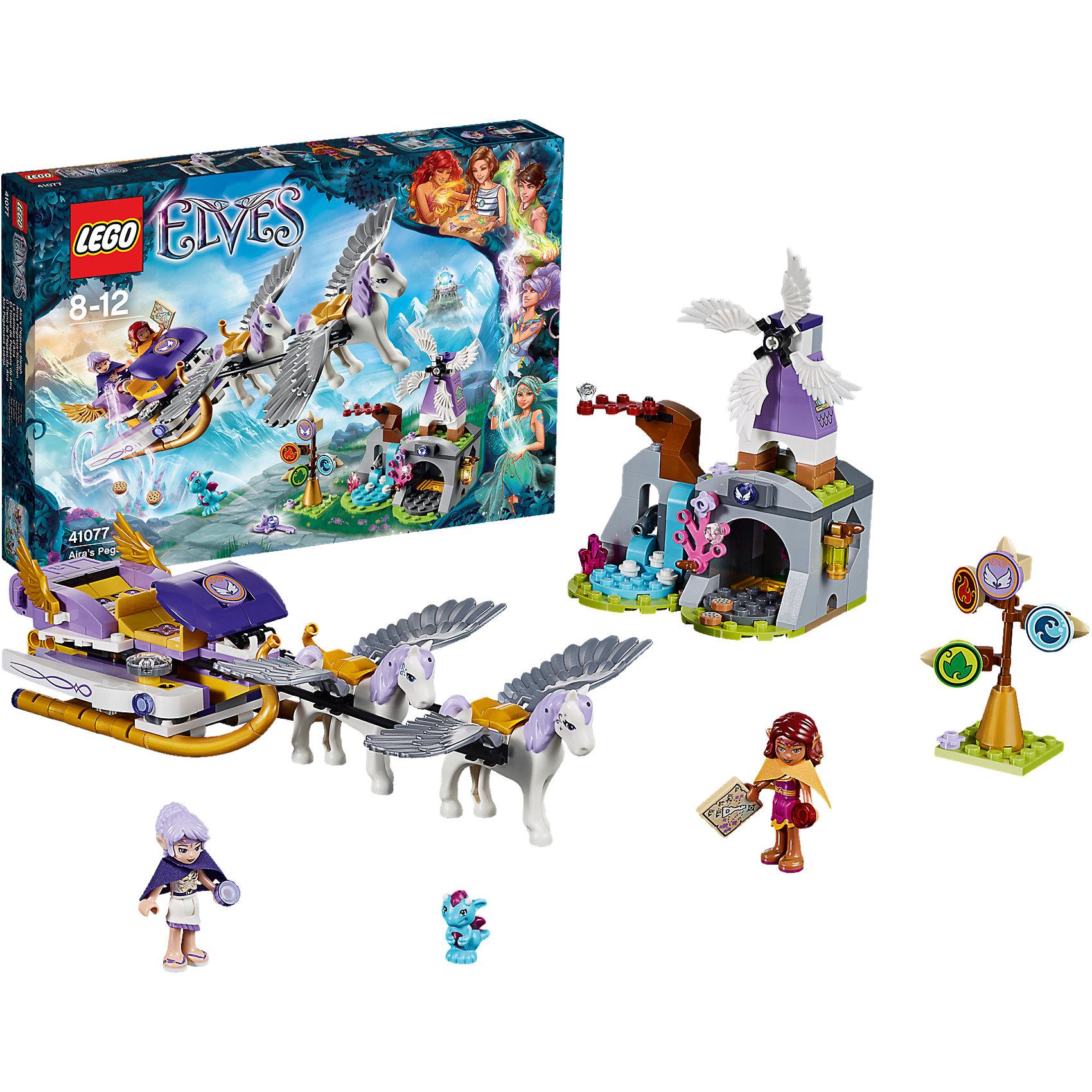 LEGO LEGO Elves 41077: Летающие сани Эйры lego 8 lego elves 41077 лего эльфы летающие сани эйры