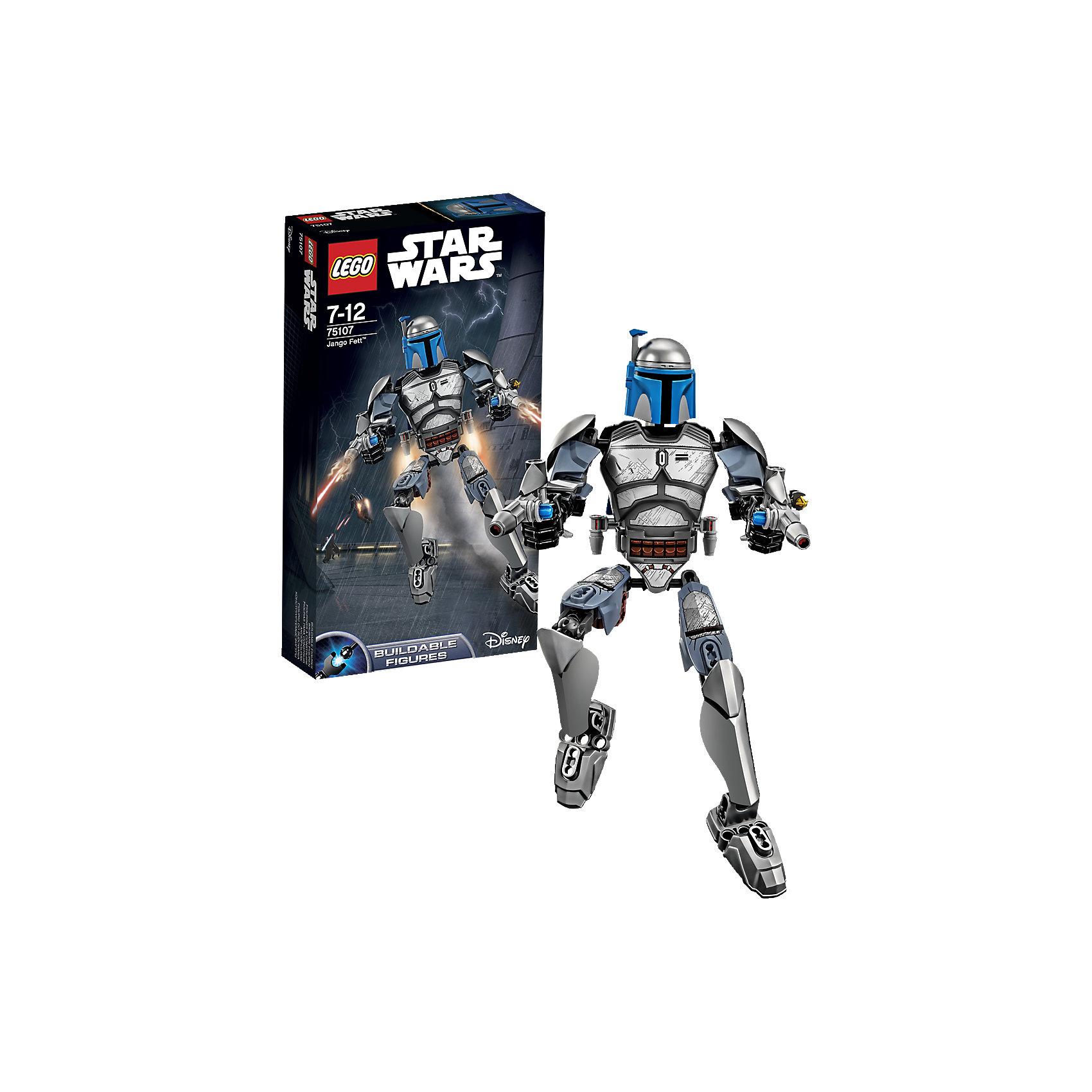 LEGO LEGO Star Wars 75107: Джанго Фетт