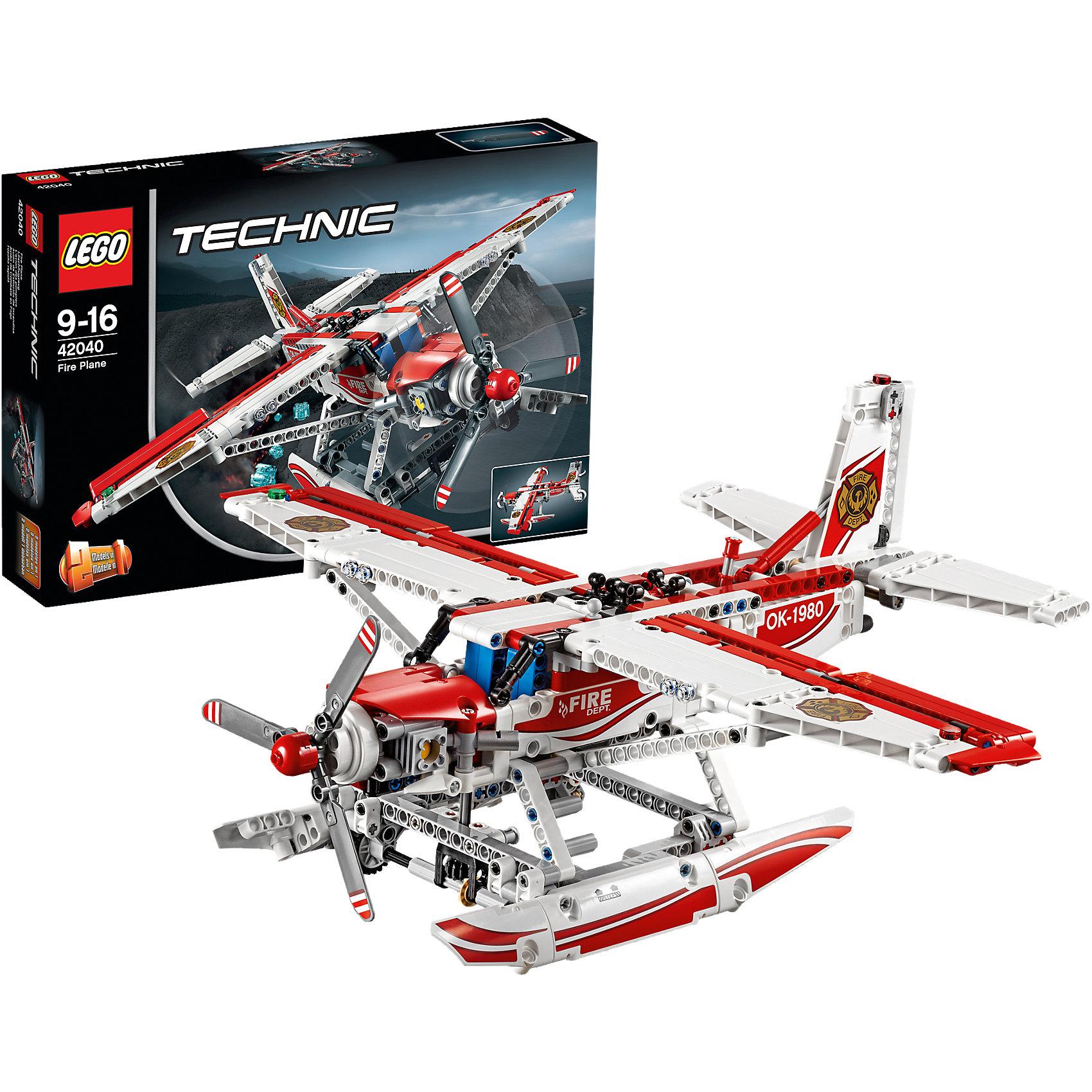 LEGO Technic 42040: Пожарный самолет
