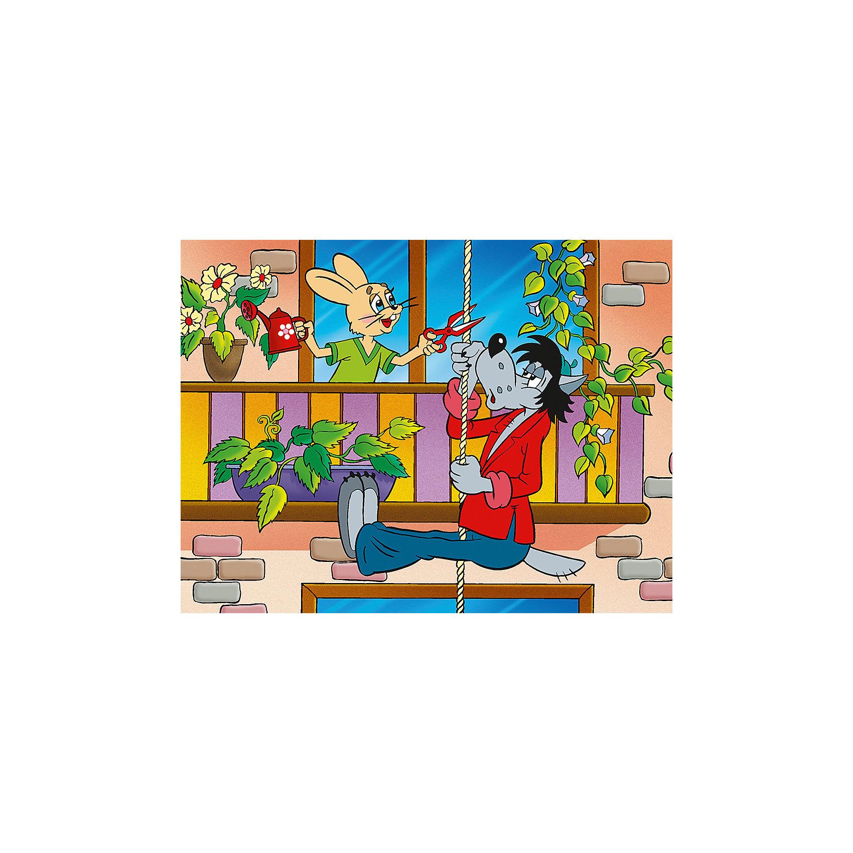 Кубики Ну, погоди!, 12 шт, Step puzzleКубики<br>Кубики Ну, погоди!, 12 шт, Step puzzle (Степ пазл) – это комплект для развлечения и приятного времяпрепровождения с пользой для малыша.<br>Наборы из 12 кубиков – для тех, кто освоил навык сборки картинки из 9 кубиков. Заложенный дидактический принцип «от простого к сложному» позволит ребёнку поверить в свои силы. А герои популярного мультфильма сделают кубики любимой игрушкой. Кубики – это увлекательная игра и полезное занятие, развивающее логику, мелкую моторику, внимание и мышление малыша. Кроме того, занятия с кубиками помогают малышу усвоить такие важные понятия как часть и целое.<br><br>Дополнительная информация:<br><br>- В наборе: 12 кубиков<br>- Сторона кубика: 4 см.<br>- Размер готовой картинки: 12х16 см.<br>- Упаковка: картонная коробка<br>- Размер упаковки: 16х12х4 см.<br>- Вес: 300 гр.<br><br>Кубики Ну, погоди!, 12 шт, Step puzzle (Степ пазл) можно купить в нашем интернет-магазине.<br><br>Ширина мм: 12<br>Глубина мм: 4<br>Высота мм: 16<br>Вес г: 300<br>Возраст от месяцев: 36<br>Возраст до месяцев: 60<br>Пол: Унисекс<br>Возраст: Детский<br>SKU: 4048185