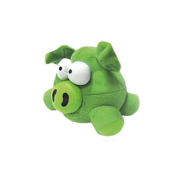 Плюшевая интерактивная Свинка, 15 см, Woody OTimeИнтерактивные мягкие игрушки<br>Милая круглая свинка обязательно заинтересует детей. При встряхивании, подкидывании или нажатии игрушка издает смешные звуки, чем, несомненно, порадует и заинтересует ребенка. Свинка приятна на ощупь, изготовлена из высококачественных гипоаллергенных материалов безопасных для детей, не теряет внешний вид после стирки.<br><br>Дополнительная информация:<br><br>- Материал: плюш, синтепон.<br>- Размер: 15 см.<br>- Элемент питания: 3 ААА батарейки (в комплекте).<br><br>Плюшевую интерактивную Свинку, 15 см, Woody OTime можно купить в нашем магазине.<br><br>Ширина мм: 150<br>Глубина мм: 120<br>Высота мм: 130<br>Вес г: 133<br>Возраст от месяцев: 36<br>Возраст до месяцев: 144<br>Пол: Унисекс<br>Возраст: Детский<br>SKU: 4050135