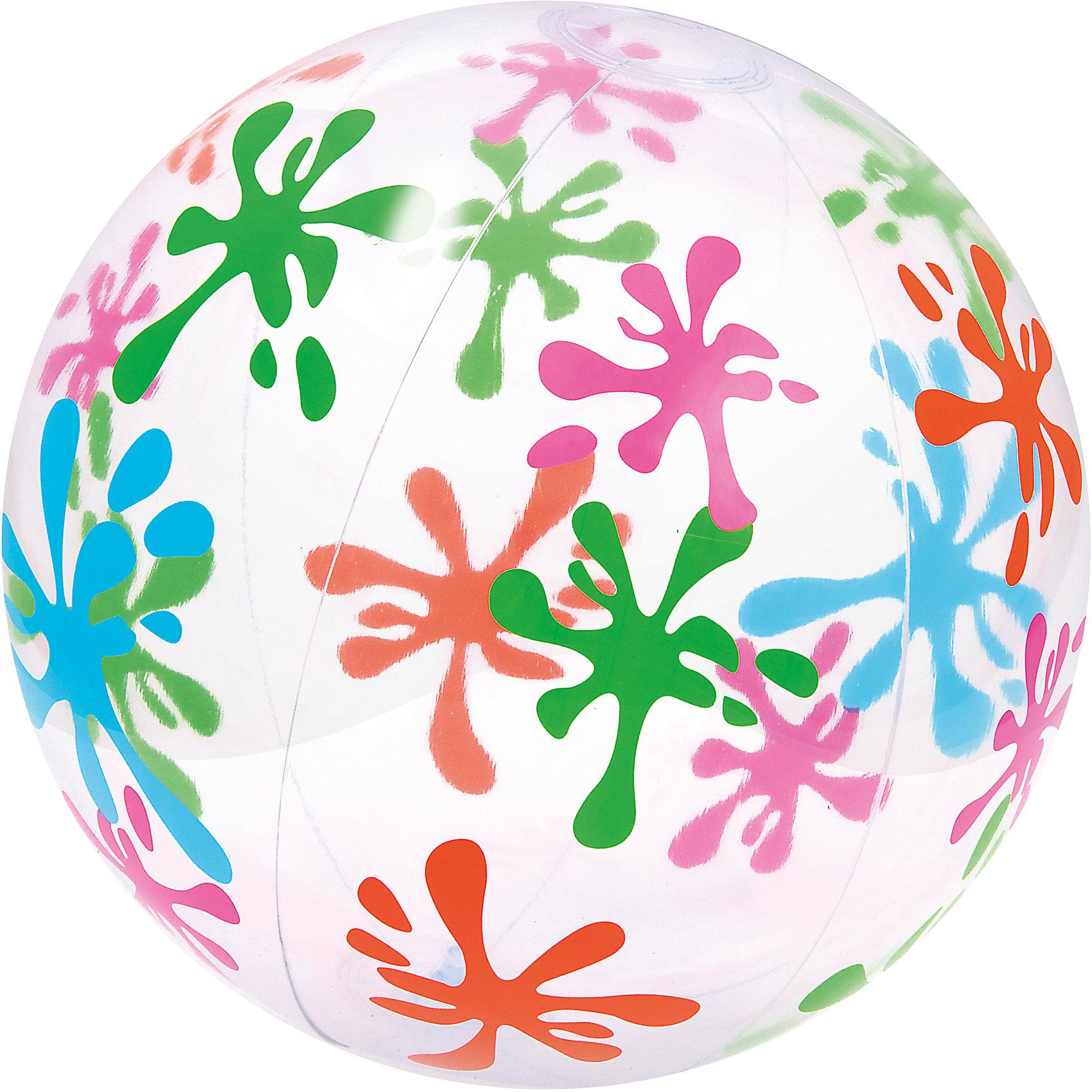 Мяч пляжный, 61 см,  BestwayПляжные мячи<br>Характеристики товара:<br><br>• материал: винил<br>• диаметр: 61 см<br>• надувной<br>• можно играть на воде и на суше<br>• прочный материал <br>• яркие цвета<br>• хорошо заметен на воде<br>• страна бренда: США, Китай<br>• страна производства: Китай<br>• Внимание! Товар в ассортименте, нет возможности выбрать товар конкретной расцветки. При заказе нескольких штук возможно получение одинаковых.<br><br>Такой мяч позволяет не только участвовать в активных играх, он поможет ребенку больше двигаться и поддерживать хорошую физическую форму.<br><br>Предмет сделаны из прочного материала, он легко надувается. Мяч легкий, его удобно брать с собой. Дизайнерский мяч красиво смотрится и хорошо заметен на воде. Изделия произведены из качественных и безопасных для детей материалов.<br><br>Мяч пляжный, 61 см, от бренда Bestway (Бествей) можно купить в нашем интернет-магазине.<br><br>Ширина мм: 315<br>Глубина мм: 155<br>Высота мм: 7<br>Вес г: 127<br>Возраст от месяцев: 24<br>Возраст до месяцев: 1188<br>Пол: Унисекс<br>Возраст: Детский<br>SKU: 4051651
