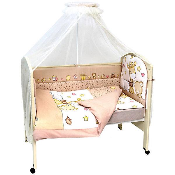 Постельное белье Детский Мир, 3 пр., сиреневыйПостельное белье в кроватку новорождённого<br>Этот чудесный комплект в кроватку обеспечит комфорт и уют малышу. Простыня удобного размера  хорошо заправляется, подходит для стандартных матрасов. Милая расцветка прекрасно впишется в интерьер детской комнаты. Комплект изготовлен из натурального хлопка, приятного к телу, хорошо пропускает воздух, не выцветает, не линяет во время стирки.<br><br>Дополнительная информация:<br><br>- Комплектация: наволочка, простыня на резинке, пододеяльник.<br>- Материал: 100% хлопок.<br>- Размер: наволочка 40х60 см, пододеяльник 147х112 см., простыня 120х60 см.<br>- Цвет: сиреневый<br>- Декоративные элементы: принт.<br><br>Постельное белье Детский Мир, 3 пр., сиреневый, можно купить в нашем магазине.<br>Ширина мм: 250; Глубина мм: 200; Высота мм: 50; Вес г: 500; Возраст от месяцев: 0; Возраст до месяцев: 36; Пол: Унисекс; Возраст: Детский; SKU: 4051697;