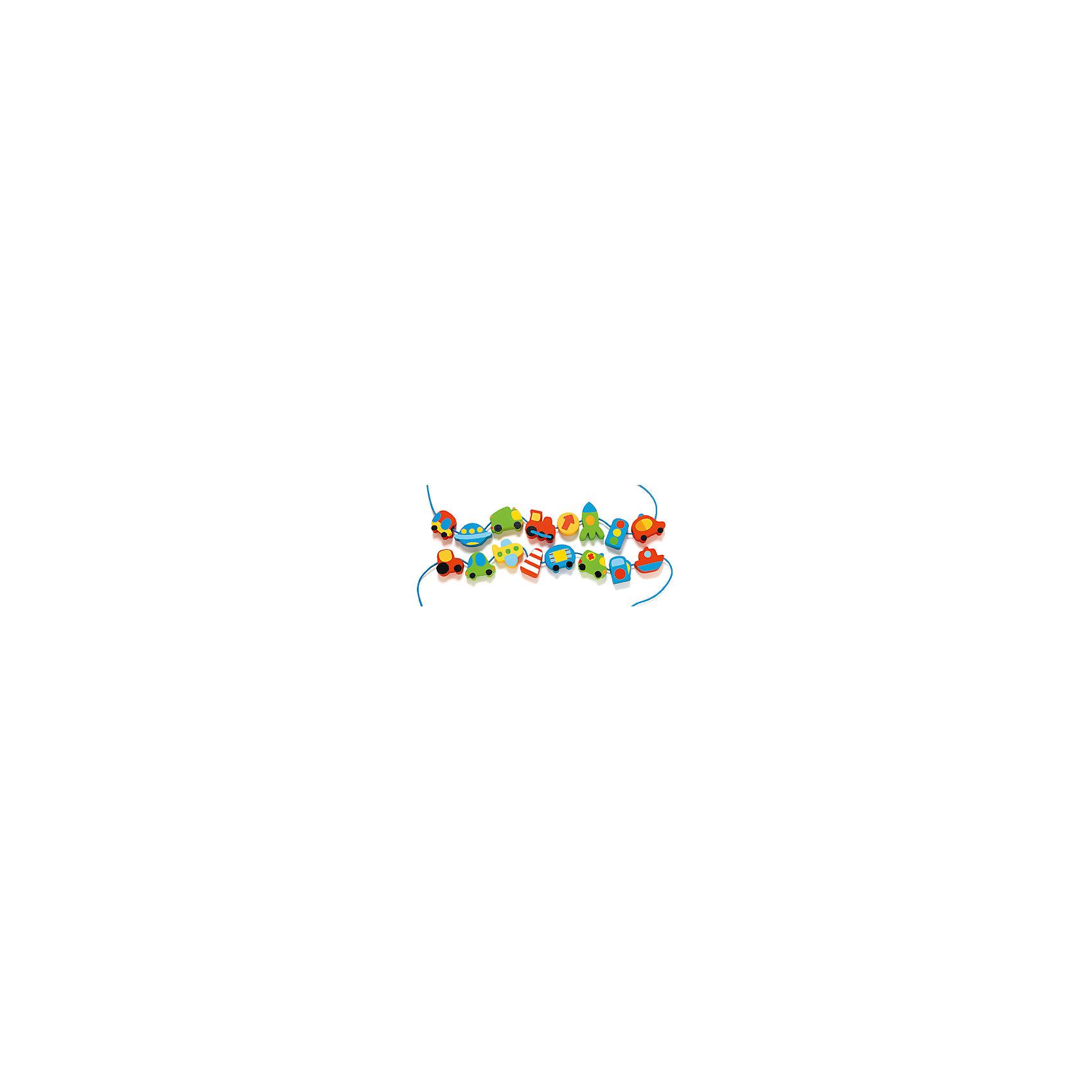 Шнуровка Город , DJECOРазвивающие игры<br>Разноцветная и невероятно приятная на ощупь шнуровка способствует развитию мелкой моторики малышей, а также в игровой форме знакомит ребенка с жизнью города. Малыш будет с удовольствием нанизывать яркие, разные по форме «бусины», и каждый раз у него будут получаться новые бусы. Это увлекательное занятие развивает в ребенке чувство прекрасного, понимание пропорций, начальное знание цветов. Каждая бусинка ярко раскрашена, идеально обработана, имеет удобный для детских рук размер, не имеет острых углов. Шнуровка – бусы «Город» изготовлена из  безопасных, экологически чистых материалов. <br><br>Дополнительная информация:<br><br>- Материал: дерево, текстиль.<br>- Размер упаковки: 28х12х2,5 см.<br>- В комплекте: 16 деревянных деталей, 2 шнурка.<br><br>Шнуровку – бусы «Город» , DJECO (Джеко), можно купить в нашем магазине.<br><br>Ширина мм: 280<br>Глубина мм: 120<br>Высота мм: 30<br>Вес г: 250<br>Возраст от месяцев: 24<br>Возраст до месяцев: 48<br>Пол: Унисекс<br>Возраст: Детский<br>SKU: 4051889