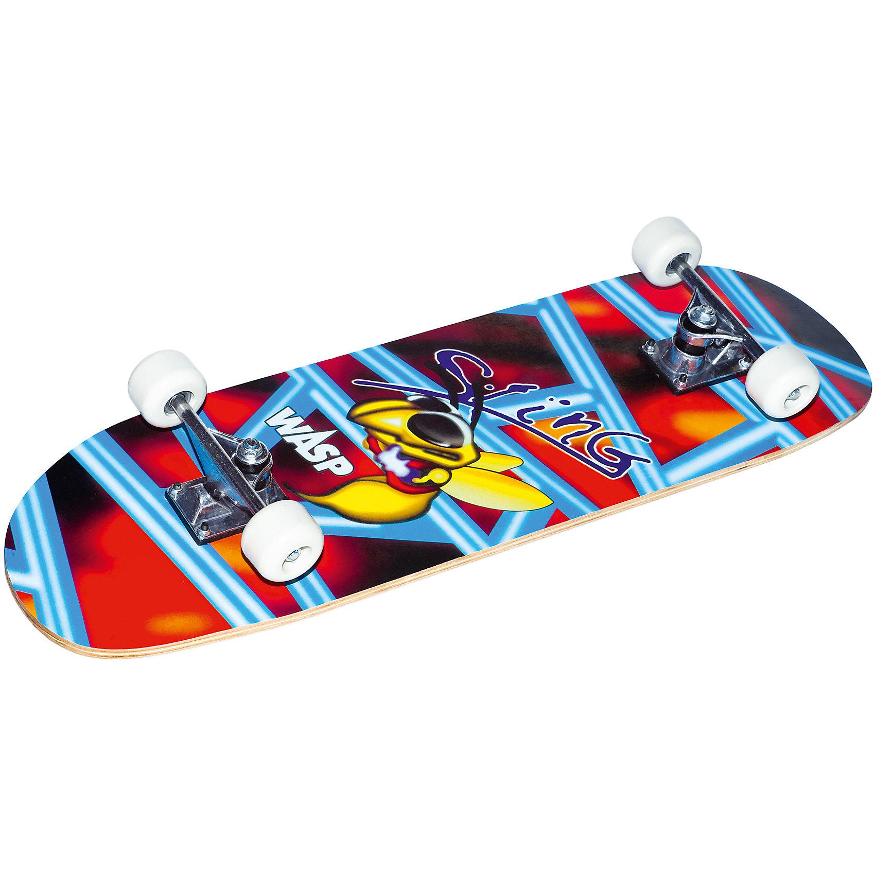 Скейтборд WASP 28