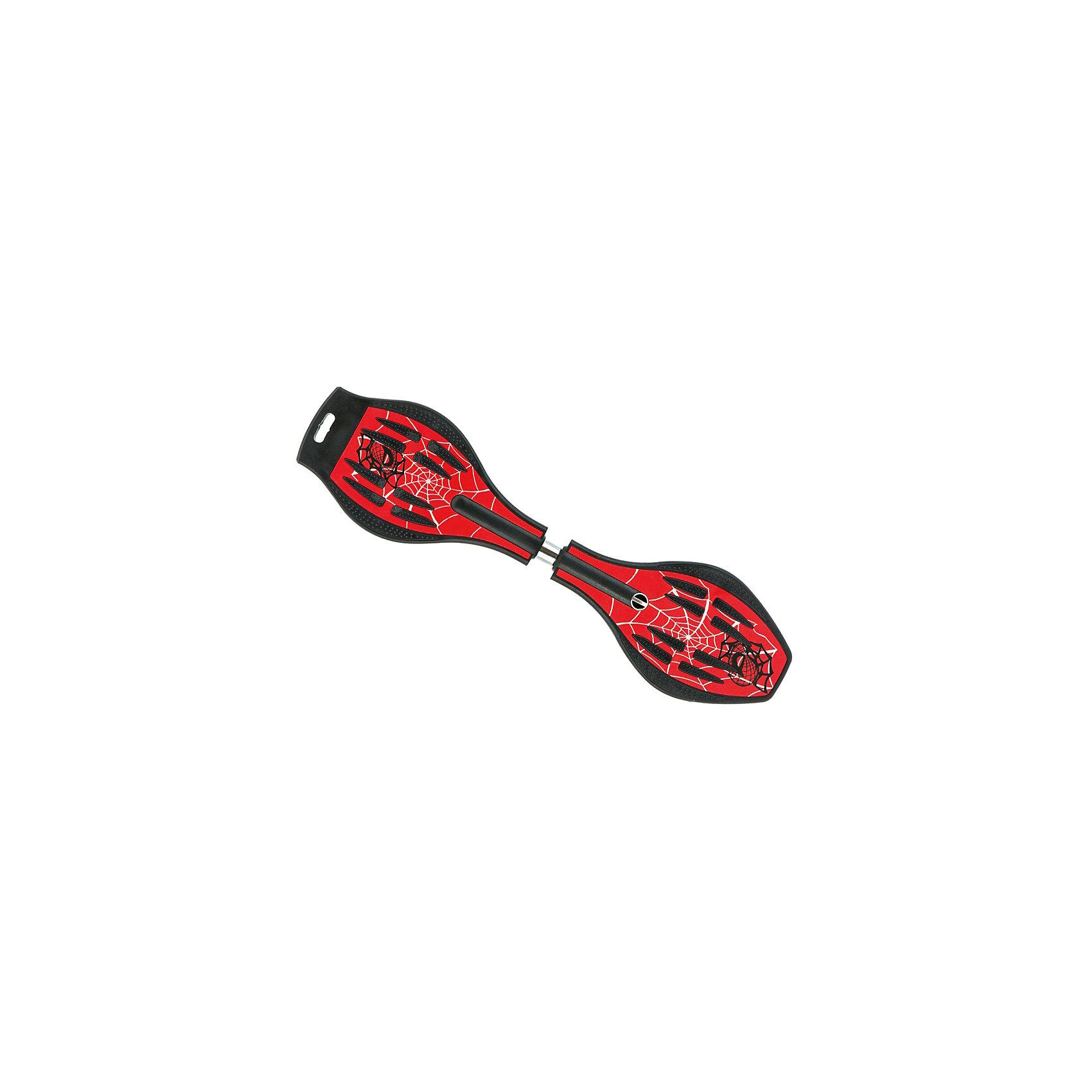 Роллерсерф   Dragon Board Spiderman,  красный