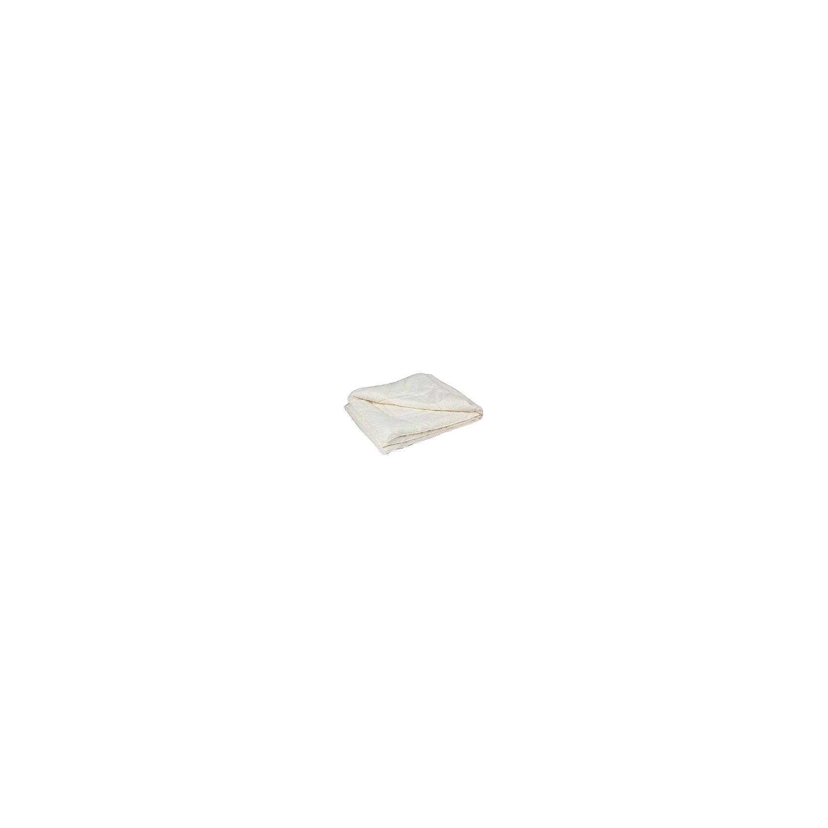 Одеяло 110*140 см (синтетическое волокно, сатин), Непоседа