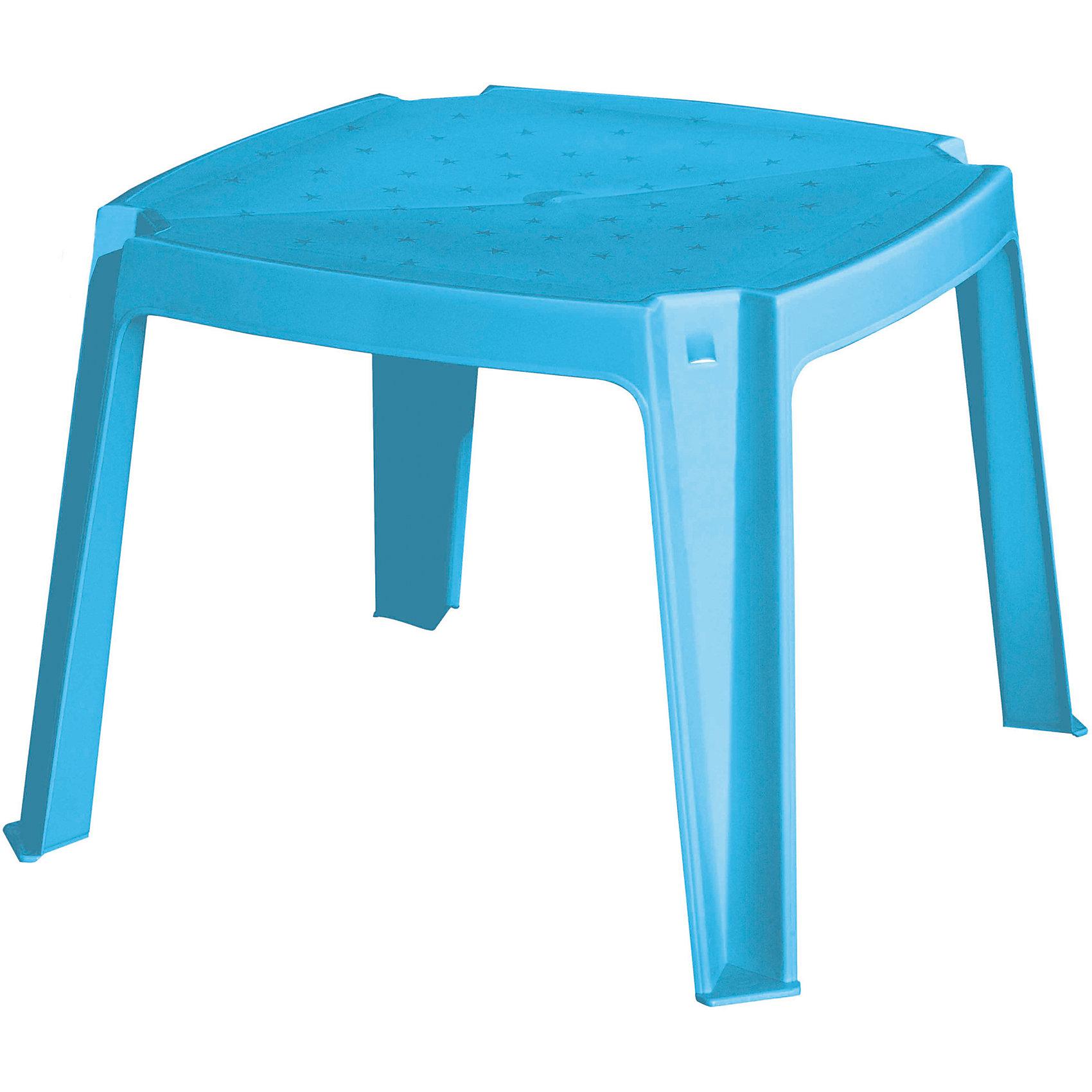 Стол без карманов, Marian PlastСтол без карманов, Marian Plast - удобный детский столик, который замечательно подойдет и для дома и для дачного участка. За ним ребенок может играть или заниматься творчеством. Столик яркой расцветки, выполнен из прочного термостойкого пластика, легко моется обычным средством для мытья посуды и губкой.<br><br>Дополнительная информация:<br><br>- Материал: высокопрочный пластик.<br>- Размер: 53 x 53 x 42,5 см.<br>- Вес: 3,7 кг.<br><br>Стол без карманов, Marian Plast (Мариан Пласт) можно купить в нашем интернет-магазине.<br><br>Ширина мм: 53<br>Глубина мм: 53<br>Высота мм: 43<br>Вес г: 1580<br>Возраст от месяцев: 24<br>Возраст до месяцев: 72<br>Пол: Унисекс<br>Возраст: Детский<br>SKU: 4055312
