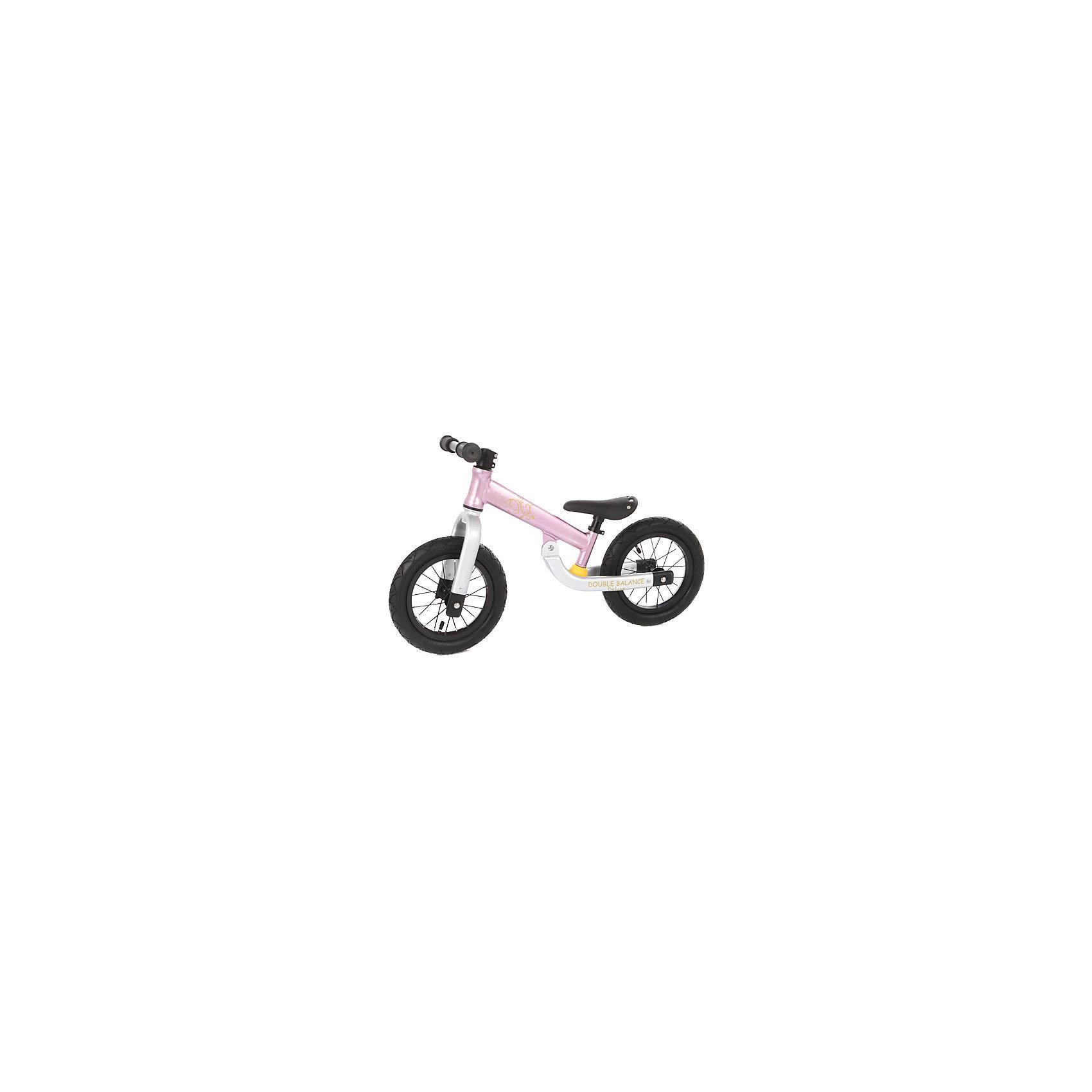 Беговел KMA-07, фиолетовый,  JetemБеговел Jetem Double Balance Deluxe  приведет в восторг любого ребенка! Удобное сиденье и широкие накачиваемые колеса сделают прогулки комфортными и незабываемыми. Высоту руля и сиденья можно регулировать, в зависимости от роста ребенка. Беговелы – это детские двухколесные велосипеды, у которых нет педалей. Они совмещают в себе черты велосипеда и самоката. Беговел помогает научиться удерживать равновесие и позволит вашему ребенку в будущем быстро и безболезненно пересесть на обычный велосипед. Изготовлен из прочных высококачественных материалов, надежный и простой в использовании. <br><br>Дополнительная информация:<br><br>- Материал: резина, алюминий.<br>- Надувные колеса.<br>- Размер колес: 30,5 см<br>- Подножки нет.<br>- Алюминиевая рама.<br>- Тормоз заднего колеса.<br>- Максимальный вес ребенка: 50 кг.<br>- Руль и сиденье регулируются по высоте. <br>- Цвет: фиолетовый.<br><br>Беговел KMA-07, фиолетовый,  Jetem (Жетем) можно купить в нашем магазине.<br><br>Ширина мм: 600<br>Глубина мм: 400<br>Высота мм: 200<br>Вес г: 4000<br>Возраст от месяцев: 24<br>Возраст до месяцев: 72<br>Пол: Унисекс<br>Возраст: Детский<br>SKU: 4058127