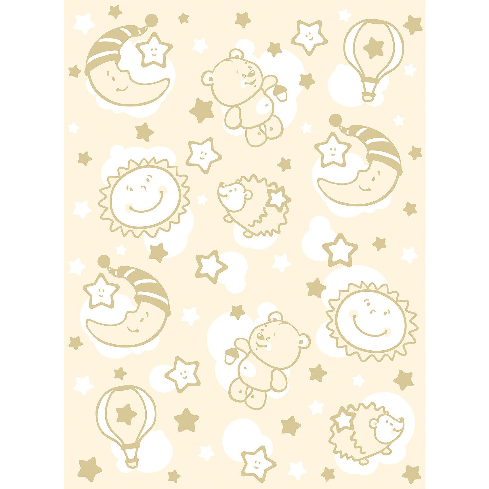 Одеяло байковое Звёздная ночь, 85х115, Baby Nice, бежевыйОдеяла, пледы<br>Мягкое байковое одеяло Звездная ночь подарит малышам крепкий, комфортный и здоровый сон. Одеяло выполнено из натурального хлопка, прекрасно пропускает воздух, сохраняя при этом тепло, что обеспечивает поддержание комфортного микроклимата как дома, так и на прогулке. Абсолютно гипоаллергенное, идеально подходит для новорожденных детей. <br><br>Дополнительная информация:<br><br>- Материал: хлопок 100%, жаккард.<br>- Размер: 115х85 см. <br>- Отделка: оверлок.<br>- Цвет: бежевый.<br>- Декоративные элементы: принт.<br>- Одностороннее.  <br>- Стирка: машинная при 40 ?. <br><br>Одеяло байковое Звёздная ночь, 85х115, Baby Nice (Беби Найс), бежевое, можно купить в нашем магазине.<br><br>Ширина мм: 40<br>Глубина мм: 5<br>Высота мм: 30<br>Вес г: 500<br>Возраст от месяцев: 0<br>Возраст до месяцев: 60<br>Пол: Унисекс<br>Возраст: Детский<br>SKU: 4058253