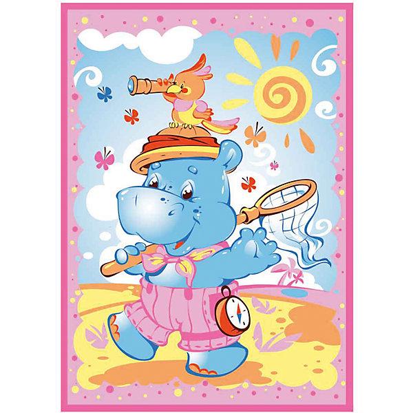 Одеяло байковое Бегемот и Попугай, 100х140, Baby Nice, розовыйОдеяла<br>Мягкое байковое одеяло Бегемот и попугай подарит малышам крепкий, комфортный и здоровый сон. Одеяло выполнено из натурального хлопка, прекрасно пропускает воздух, сохраняя при этом тепло, что обеспечивает поддержание комфортного микроклимата как дома, так и на прогулке. Абсолютно гипоаллергенное, идеально подходит для новорожденных детей. <br><br>Дополнительная информация:<br><br>- Материал: хлопок 100%.<br>- Размер: 100х140 см. <br>- Отделка: оверлок.<br>- Цвет: розовый.<br>- Декоративные элементы: принт (бегемот и попугай).<br>- Внутренняя сторона - однотонная. <br>- Стирка: машинная при 40 ?. <br><br>Одеяло байковое Бегемот и Попугай, 100х140, Baby Nice (Беби Найс), розовое, можно купить в нашем магазине.<br><br>Ширина мм: 40<br>Глубина мм: 5<br>Высота мм: 30<br>Вес г: 500<br>Возраст от месяцев: 0<br>Возраст до месяцев: 60<br>Пол: Женский<br>Возраст: Детский<br>SKU: 4058256
