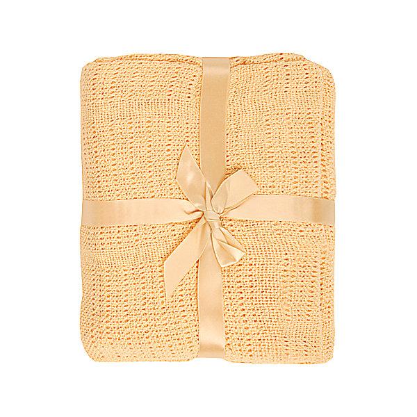 Одеяло детское вязанное 90х120 Baby Nice, желтыйПледы для новорождённых<br>Мягкое вязаное одеяло можно использовать дома или же на улице. Изготовлено из натурального хлопка, прекрасно пропускает воздух и сохраняет тепло, гипоаллергенно. Одеяло имеет нежную расцветку и очень приятно наощупь - идеальный вариант для малышей с самого рождения! <br><br>Дополнительная информация:<br><br>- Материал: хлопок 100%.<br>- Размер: 90х120 см.<br>- Цвет: желтый.<br><br>Одеяло детское вязаное 90х120 Baby Nice (Беби Найс), желтое, можно купить в нашем магазине.<br><br>Ширина мм: 20<br>Глубина мм: 5<br>Высота мм: 20<br>Вес г: 400<br>Возраст от месяцев: 0<br>Возраст до месяцев: 60<br>Пол: Унисекс<br>Возраст: Детский<br>SKU: 4058275