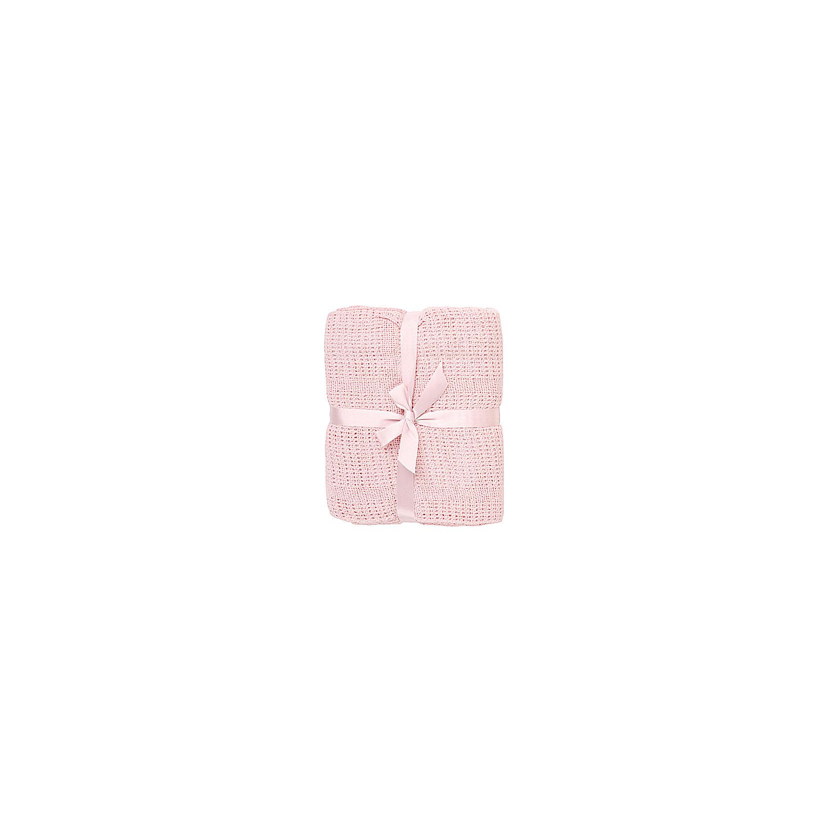 Одеяло детское вязанное 90х120 Baby Nice, розовыйОдеяла, пледы<br>Мягкое вязаное одеяло можно использовать дома или же на улице. Изготовлено из натурального хлопка, прекрасно пропускает воздух и сохраняет тепло, гипоаллергенно. Одеяло имеет нежную расцветку и очень приятно наощупь - идеальный вариант для малышей с самого рождения! <br><br>Дополнительная информация:<br><br>- Материал: хлопок 100%.<br>- Размер: 90х120 см.<br>- Цвет: розовый.<br><br>Одеяло детское вязаное 90х120 Baby Nice (Беби Найс), розовое, можно купить в нашем магазине.<br><br>Ширина мм: 20<br>Глубина мм: 5<br>Высота мм: 20<br>Вес г: 400<br>Возраст от месяцев: 0<br>Возраст до месяцев: 60<br>Пол: Женский<br>Возраст: Детский<br>SKU: 4058276