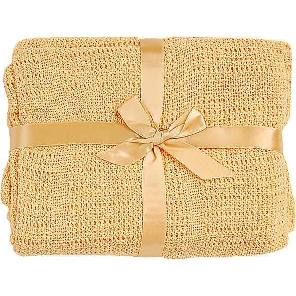 Одеяло детское вязанное 100х140 Baby Nice, желтыйПледы и покрывала<br>Мягкое вязаное одеяло можно использовать дома или же на улице. Изготовлено из натурального хлопка, прекрасно пропускает воздух и сохраняет тепло, гипоаллергенно. Одеяло имеет нежную расцветку и очень приятно наощупь - идеальный вариант для малышей с самого рождения! <br><br>Дополнительная информация:<br><br>- Материал: хлопок 100%.<br>- Размер: 100х140 см.<br>- Цвет: желтый.<br><br>Одеяло детское вязаное 100х140 Baby Nice (Беби Найс), желтое, можно купить в нашем магазине.<br>Ширина мм: 20; Глубина мм: 5; Высота мм: 20; Вес г: 400; Возраст от месяцев: 0; Возраст до месяцев: 60; Пол: Унисекс; Возраст: Детский; SKU: 4058278;