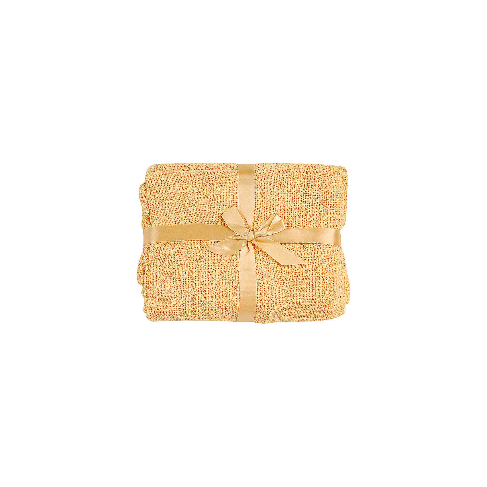 Одеяло детское вязанное 100х140 Baby Nice, желтыйОдеяла, пледы<br>Мягкое вязаное одеяло можно использовать дома или же на улице. Изготовлено из натурального хлопка, прекрасно пропускает воздух и сохраняет тепло, гипоаллергенно. Одеяло имеет нежную расцветку и очень приятно наощупь - идеальный вариант для малышей с самого рождения! <br><br>Дополнительная информация:<br><br>- Материал: хлопок 100%.<br>- Размер: 100х140 см.<br>- Цвет: желтый.<br><br>Одеяло детское вязаное 100х140 Baby Nice (Беби Найс), желтое, можно купить в нашем магазине.<br><br>Ширина мм: 20<br>Глубина мм: 5<br>Высота мм: 20<br>Вес г: 400<br>Возраст от месяцев: 0<br>Возраст до месяцев: 60<br>Пол: Унисекс<br>Возраст: Детский<br>SKU: 4058278