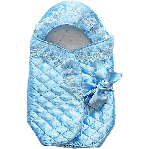 Конверт на выписку 70х42 Baby Nice, голубойКонверты на выписку<br>Нежный конверт на выписку выполнен из высококачественных гипоаллергенных материалов, прекрасно сохраняет тепло и пропускает воздух, создавая комфортный микроклимат в любую погоду. Практичный конверт гарантирует  уют и удобство для мам и малышей. Идеальный вариант для новорожденных. <br><br>Дополнительная информация:<br><br>- Материал верха: тисненный шелк (термостежка).<br>- Наполнитель: файберпласт (200 гр.)<br>- Материал подкладки: сатин (100% хлопок).<br>- Размер: 70х42 см.<br>- Цвет: голубой.<br>- Принт: рюши.<br><br>Конверт на выписку 70х42 Baby Nice (Беби Найс), голубой, можно купить в нашем магазине.<br><br>Ширина мм: 50<br>Глубина мм: 5<br>Высота мм: 90<br>Вес г: 500<br>Возраст от месяцев: 0<br>Возраст до месяцев: 60<br>Пол: Мужской<br>Возраст: Детский<br>SKU: 4058287