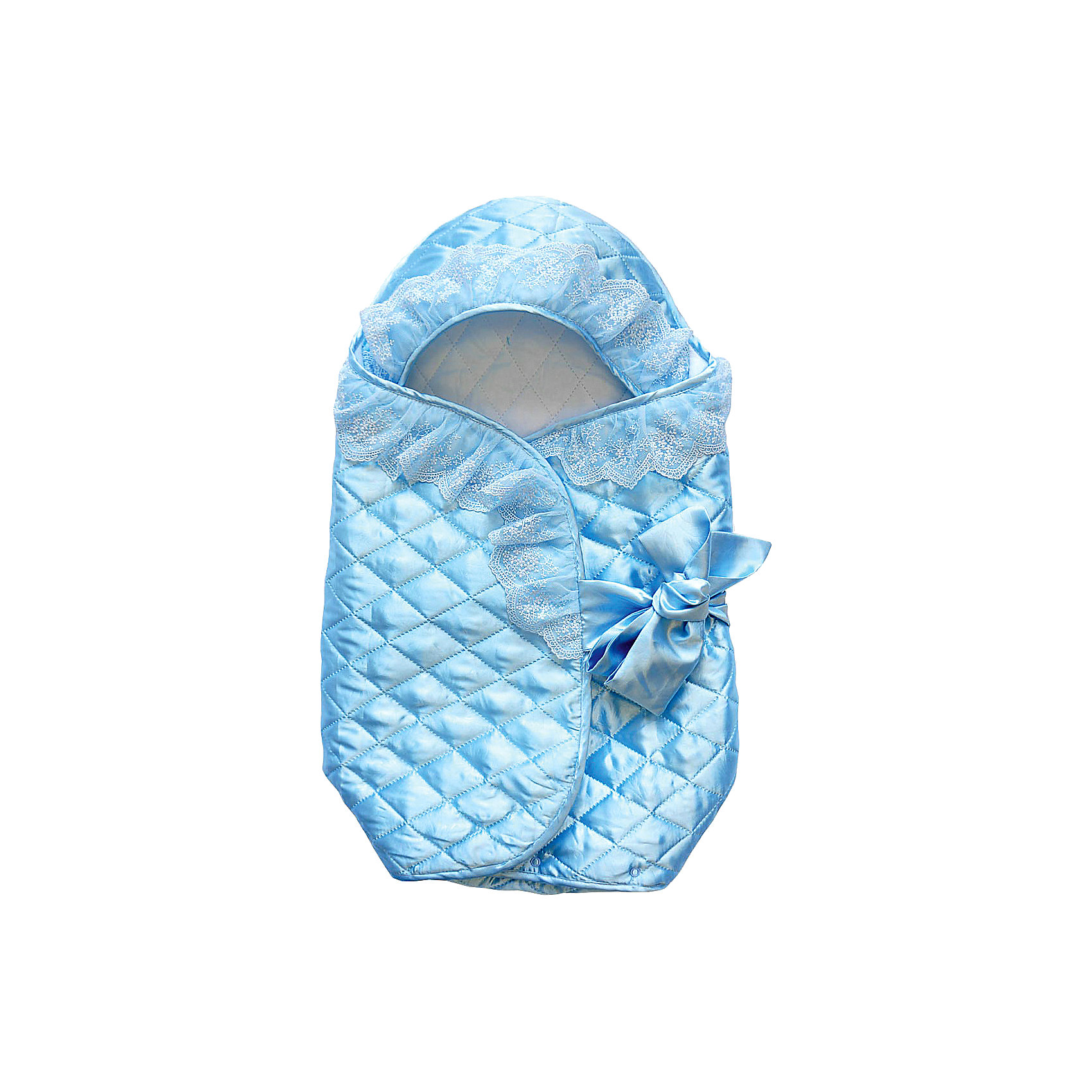 Конверт на выписку 70х42 Baby Nice, голубой