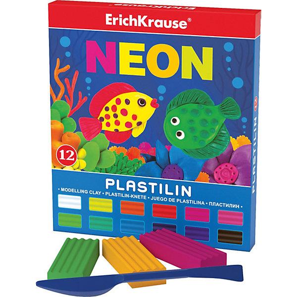 Пластилин Neon (12 цветов, 216г + стек), ArtberryРисование и лепка<br>Пластилин Neon (Неон) (12 цветов, 216г + стек), Artberry (Артберри) невероятно мягкий и пластичный, поэтому из брусочков отлично получаются как плоские (так называемая техника рисования пластилином на поверхности), так и объемные фигурки. Набор пластилина отличается яркой и насыщенной палитрой, при этом цвета легко смешиваются между собой для получения новых оттенков. Позвольте вашему ребенку воплощать свои фантазии в лепке, развивая при этом воображение и мелкую моторику.<br><br>Характеристики:<br>-Сохраняет форму, не застывает на воздухе<br>-Произведен на основе натуральных растительных компонентов<br>-Не липнет к рукам или рабочей поверхности, не оставляет жирных пятен<br>-Лепка пластилином способствует развитию мелкой моторики, целеустремленности, терпения, творческих способностей<br><br>Комплектация: пластилин 12 цветов по 18 г, стек (пластиковый нож)<br><br>Дополнительная информация:<br>-Вес в упаковке: 258 г<br>-Размеры в упаковке: 149х170х10 мм<br>-Материалы: пластилин, пластик<br><br>Набор пластилина из 12 цветов является отличным подарком, который доставит настоящую радость детям и откроет новые возможности для развития творческих способностей Вашего ребенка.<br><br>Пластилин Neon (Неон) (12 цветов, 216г + стек), Artberry (Артберри) можно купить в нашем магазине.<br><br>Ширина мм: 149<br>Глубина мм: 170<br>Высота мм: 10<br>Вес г: 258<br>Возраст от месяцев: 36<br>Возраст до месяцев: 144<br>Пол: Унисекс<br>Возраст: Детский<br>SKU: 4058297