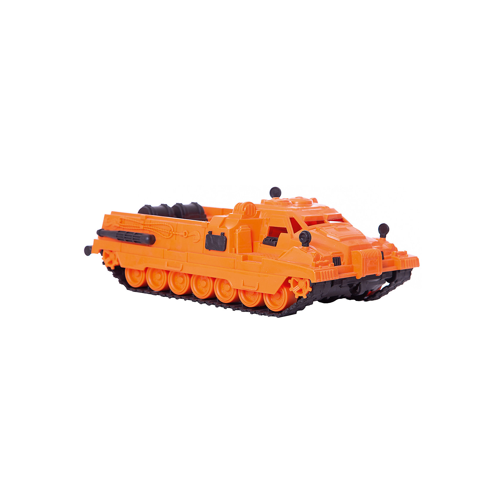 Вездеход Геолог, НордпластВездеход Геолог, Нордпласт – эта игрушка из военной серии отличный подарок для любого мальчугана!<br>Вездеход Геолог от компании «Нордпласт» выглядит совсем как настоящий вездеход. Именно такой автомобиль должен бороздить непроходимые просторы в поисках сокровищ, скрытых в недрах земли. Игрушечных пассажиров (в комплект не входят) можно рассадить в кузове. С вездеходом Геолог на гусеничном ходу малыш сможет преодолеть любое бездорожье! Машина отлично подойдет для игры дома или в песочнице. Игрушка изготовлена из высококачественной пищевой пластмассы, без трещин и заусениц, поэтому во время эксплуатации выдержит многие детские шалости. Она покрыта нетоксичной краской, не облупливающейся и не выгорающей на солнце.<br><br>Дополнительная информация:<br><br>- Материал: высококачественная пластмасса<br>- Цвет: оранжевый<br>- Размер игрушки: 30,8х16х11,1 см.<br>- Вес: 400 гр.<br><br>Вездеход Геолог, Нордпласт можно купить в нашем интернет-магазине.<br><br>Ширина мм: 310<br>Глубина мм: 160<br>Высота мм: 120<br>Вес г: 400<br>Возраст от месяцев: 24<br>Возраст до месяцев: 60<br>Пол: Мужской<br>Возраст: Детский<br>SKU: 4060291