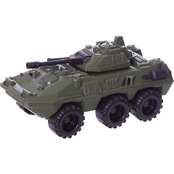 Машина  Скорпион, НордпластВоенный транспорт<br>Машина  Скорпион, Нордпласт – эта игрушка из военной серии отличный подарок для любого мальчугана!<br>Боевая машина пехоты «Скорпион» выглядит совсем как настоящая. На пластмассовом корпусе расположена броня с заклепками. У машины вращается башня, пушка поднимается-опускается. Большие колеса с широким протектором преодолеют самые крутые спуски и подъемы. Машина отлично подойдет для игры дома или в песочнице. Игрушка изготовлена из высококачественной пищевой пластмассы, без трещин и заусениц, поэтому во время эксплуатации выдержит многие детские шалости. Она покрыта нетоксичной краской, не облупливающейся и не выгорающей на солнце.<br><br>Дополнительная информация:<br><br>- Материал: высококачественная пластмасса<br>- Цвет: зеленый<br>- Размер игрушки: 9х10х20 см.<br>- Вес: 140 гр.<br><br>Машину Скорпион, Нордпласт можно купить в нашем интернет-магазине.<br><br>Ширина мм: 200<br>Глубина мм: 100<br>Высота мм: 90<br>Вес г: 140<br>Возраст от месяцев: 24<br>Возраст до месяцев: 60<br>Пол: Мужской<br>Возраст: Детский<br>SKU: 4060294