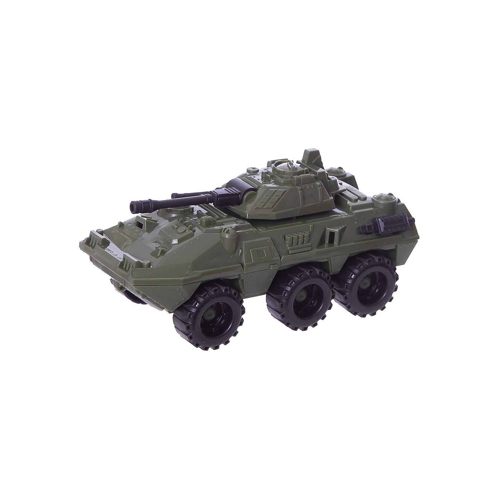 Машина  Скорпион, НордпластМашина  Скорпион, Нордпласт – эта игрушка из военной серии отличный подарок для любого мальчугана!<br>Боевая машина пехоты «Скорпион» выглядит совсем как настоящая. На пластмассовом корпусе расположена броня с заклепками. У машины вращается башня, пушка поднимается-опускается. Большие колеса с широким протектором преодолеют самые крутые спуски и подъемы. Машина отлично подойдет для игры дома или в песочнице. Игрушка изготовлена из высококачественной пищевой пластмассы, без трещин и заусениц, поэтому во время эксплуатации выдержит многие детские шалости. Она покрыта нетоксичной краской, не облупливающейся и не выгорающей на солнце.<br><br>Дополнительная информация:<br><br>- Материал: высококачественная пластмасса<br>- Цвет: зеленый<br>- Размер игрушки: 9х10х20 см.<br>- Вес: 140 гр.<br><br>Машину Скорпион, Нордпласт можно купить в нашем интернет-магазине.<br><br>Ширина мм: 200<br>Глубина мм: 100<br>Высота мм: 90<br>Вес г: 140<br>Возраст от месяцев: 24<br>Возраст до месяцев: 60<br>Пол: Мужской<br>Возраст: Детский<br>SKU: 4060294