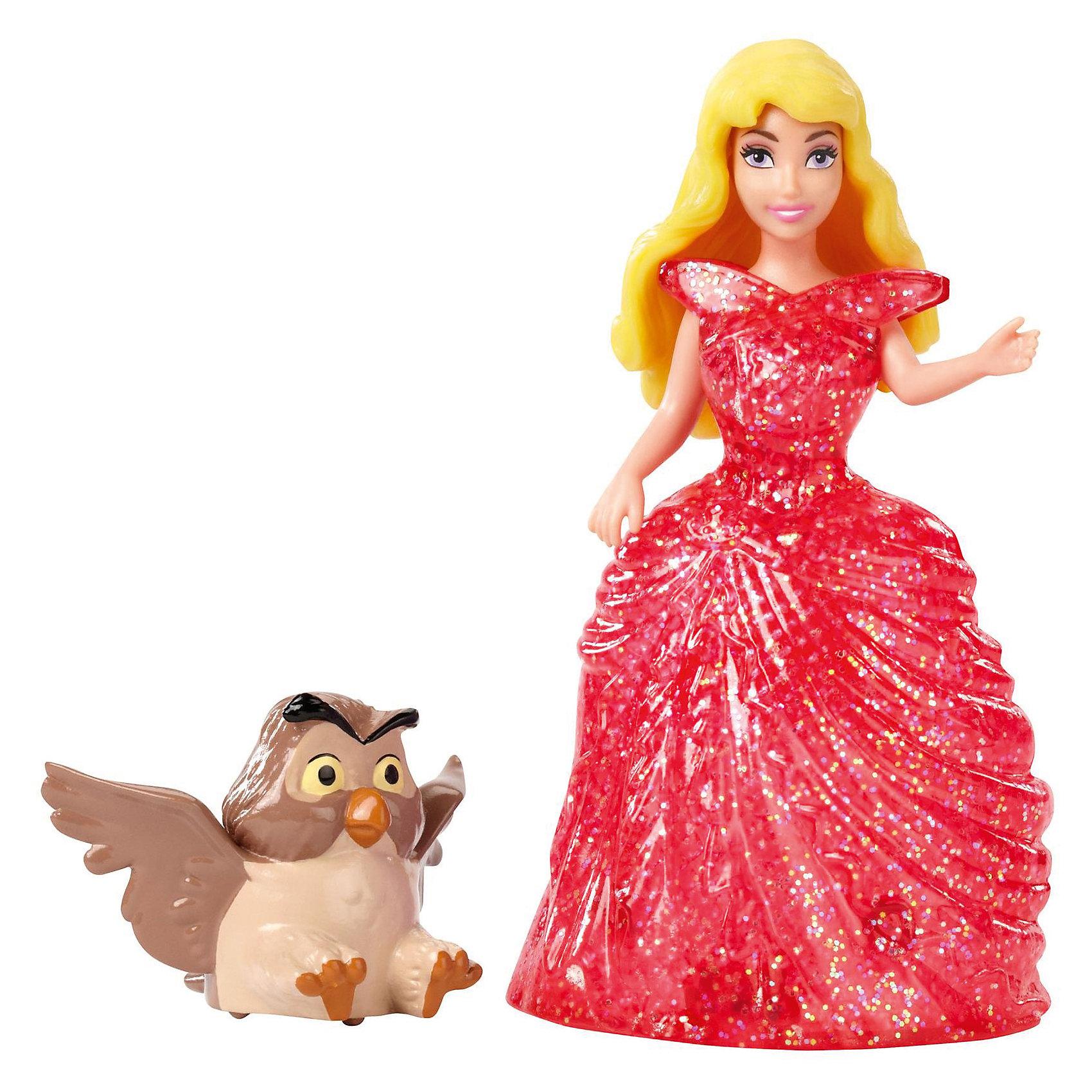 Mattel Кукла со снимающимся платьем, в ассортименте, Принцессы Дисней спящая красавица