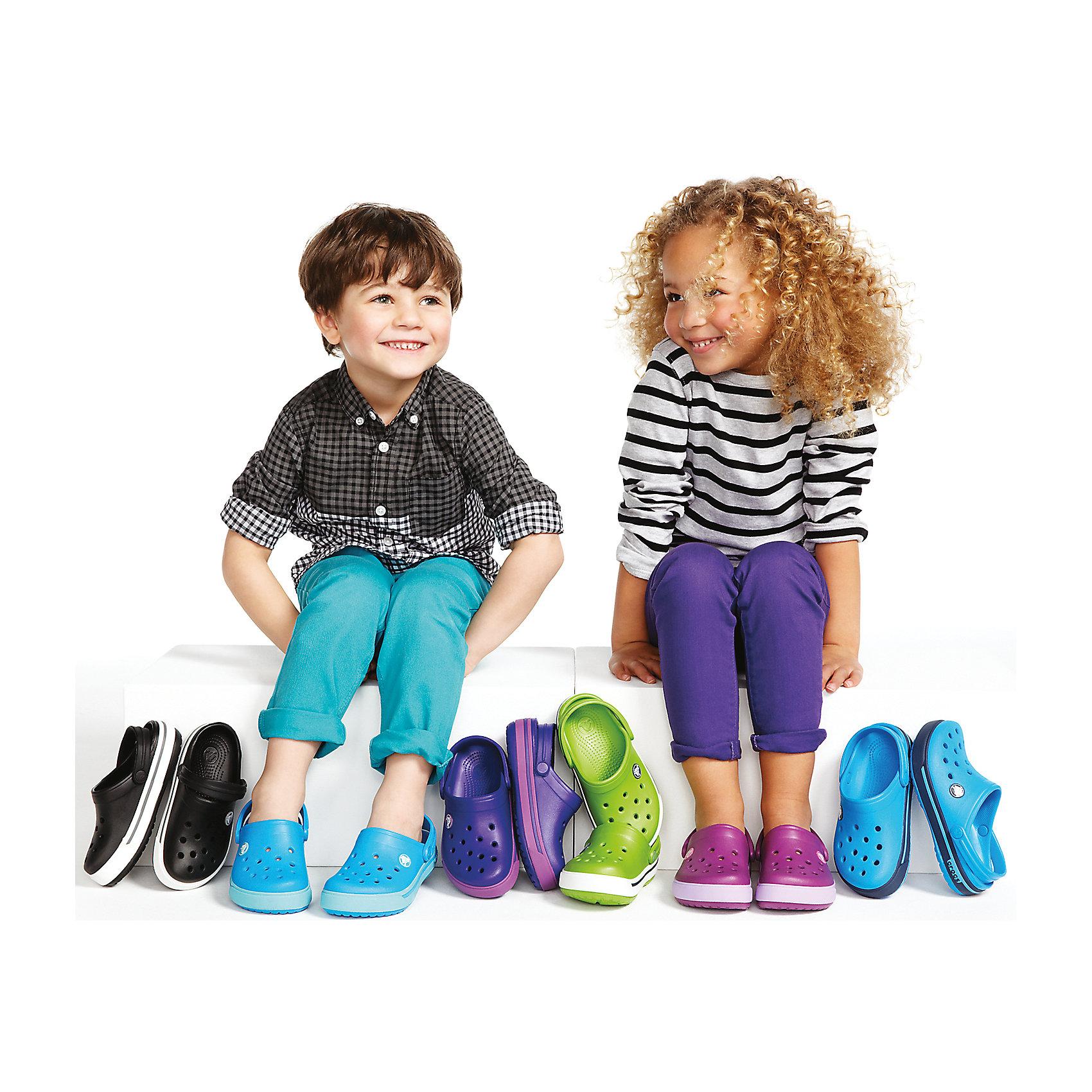Сабо Crocband II.5 Clog kids Crocs от myToys
