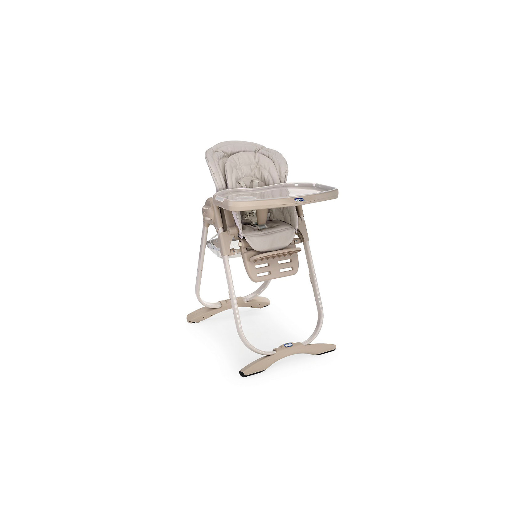 CHICCO Стульчик для кормления Polly Magic Mirage, Chicco высокий стул для кормления chicco polly happy land