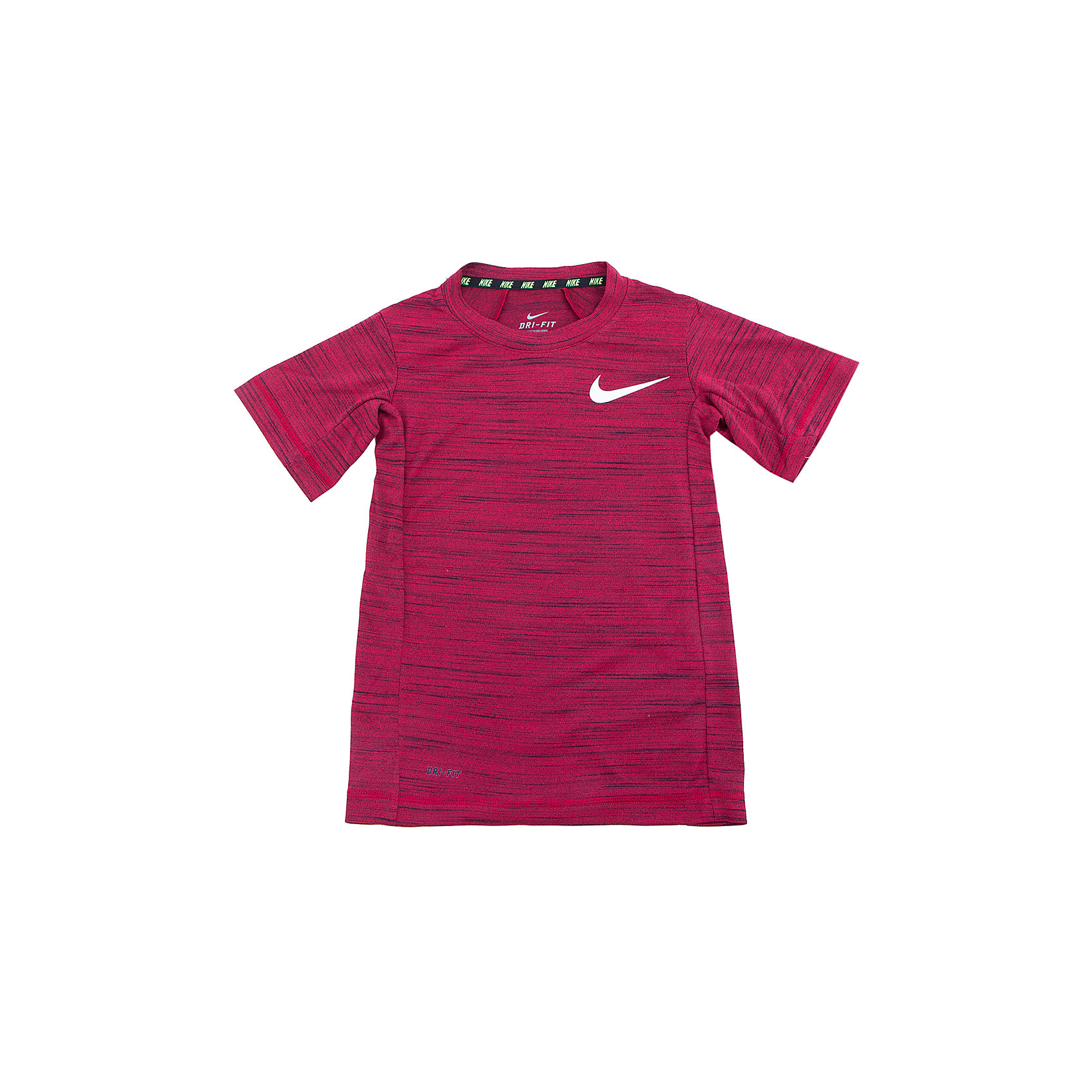 NIKE Футболка для мальчика NIKE DF COOL SS TOP YTH NIKE футболки nike футболка nike ss striped division ii jsy 725893 011