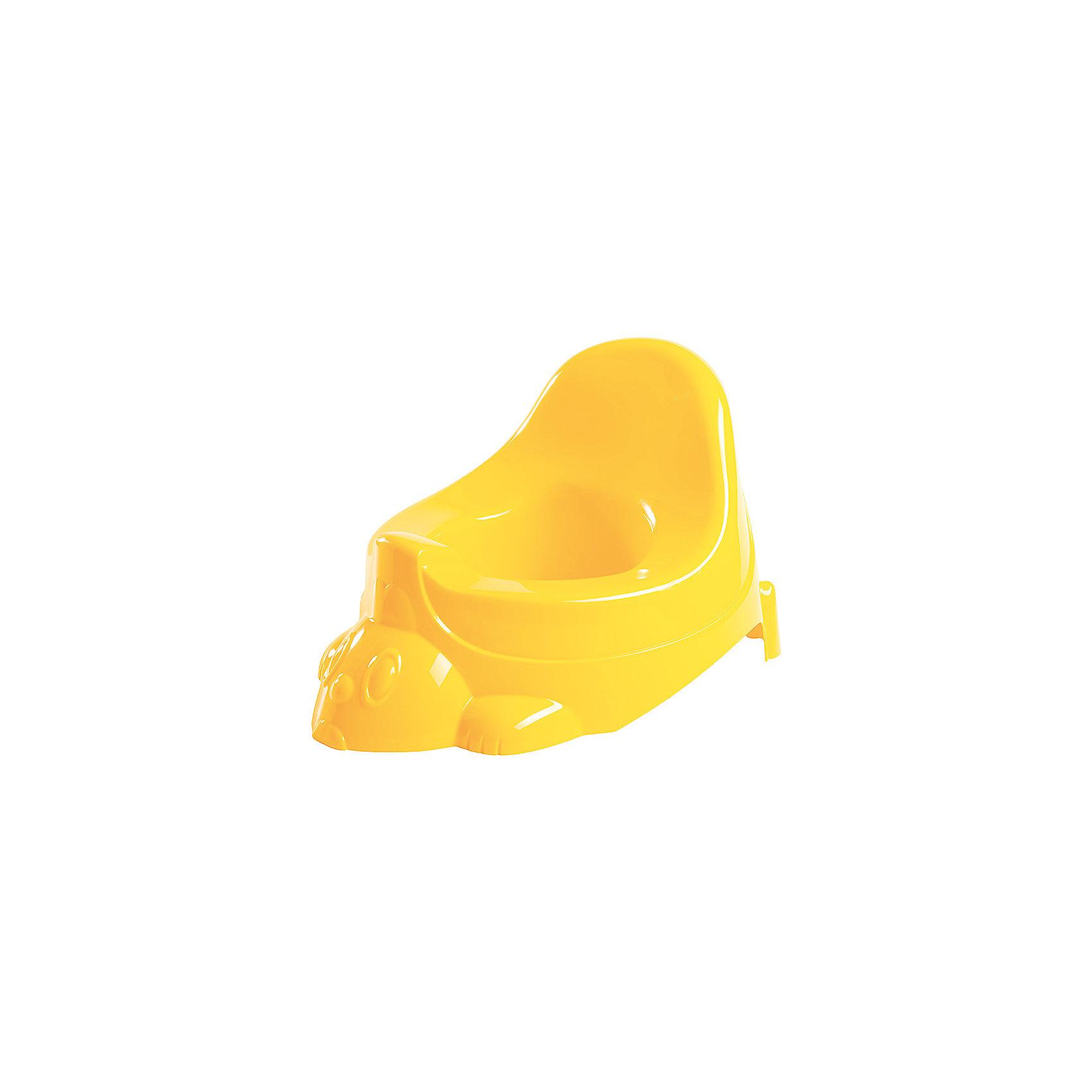 Горшок игрушка, Пластишка, цвет в ассорт.