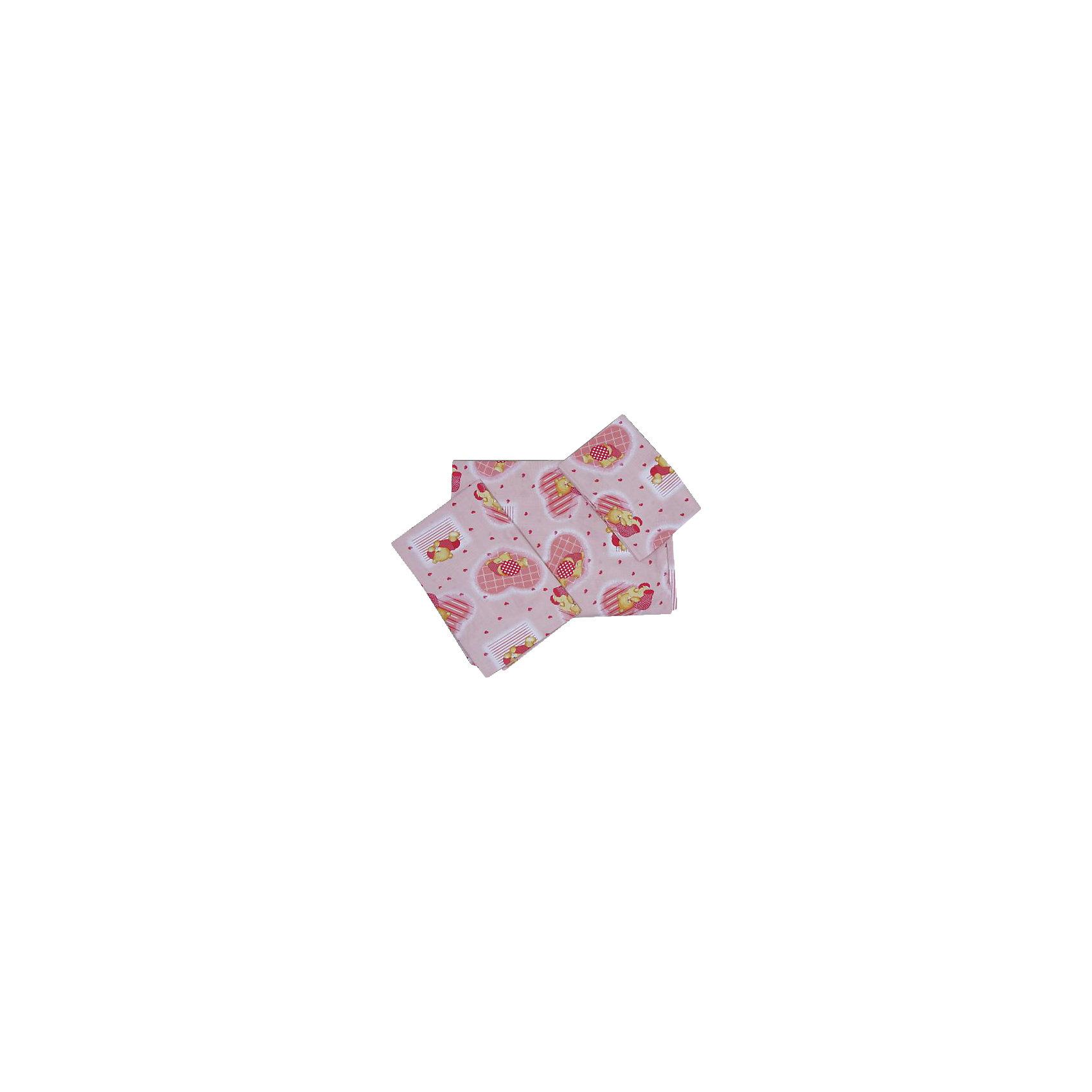 Наволочка Мишки 40х60 Фея, розовыйНаволочка выполнена из высококачественного гипоаллергенного материала приятного к телу и безопасного для детей. Изделие имеет приятную расцветку, декорировано милым принтом: может подойти к белью различной расцветки. <br><br>Дополнительная информация:<br><br>- Материал: хлопок 100%.<br>- Размер: 40х60 см. <br>- Цвет: розовый.<br>- Декоративные элементы: принт.<br><br>Наволочку Мишки 40х60 Фея, розовую, можно купить в нашем магазине.<br><br>Ширина мм: 300<br>Глубина мм: 400<br>Высота мм: 50<br>Вес г: 600<br>Возраст от месяцев: 0<br>Возраст до месяцев: 36<br>Пол: Женский<br>Возраст: Детский<br>SKU: 4067728