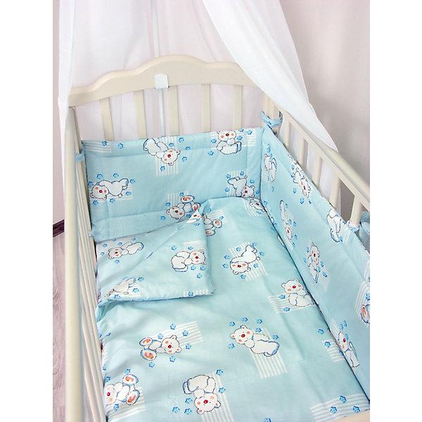 Наволочка Мишки 40х60 Фея, голубойПостельное белье в кроватку новорождённого<br>Наволочка выполнена из высококачественного гипоаллергенного материала приятного к телу и безопасного для детей. Изделие имеет приятную расцветку, декорировано милым принтом: может подойти к белью различной расцветки. <br><br>Дополнительная информация:<br><br>- Материал: хлопок 100%.<br>- Размер: 40х60 см. <br>- Цвет: голубой.<br>- Декоративные элементы: принт.<br><br>Наволочку Мишки 40х60 Фея, голубую, можно купить в нашем магазине.<br><br>Ширина мм: 50<br>Глубина мм: 400<br>Высота мм: 400<br>Вес г: 100<br>Возраст от месяцев: 0<br>Возраст до месяцев: 36<br>Пол: Мужской<br>Возраст: Детский<br>SKU: 4067729
