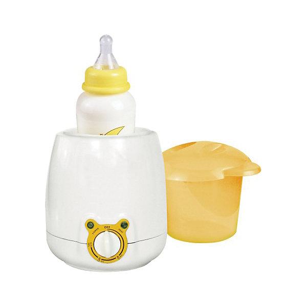 Подогреватель детского питания с функцие стерилизации BW-10S SelbyПодогреватели детского питания<br>Подогреватель осуществляет быстрый и равномерный нагрев молока, смеси и детского питания. Имеет регулировку температуры нагрева, ее автоматическое поддержание и систему термостатического контроля, исключающую перегрев пищи. Может использоваться как подогреватель или стерилизатор.<br><br>Дополнительная информация:<br><br>- Материал: пластик. <br>- Размер: 14 х 12 х 12 см.<br>- Вес: 0,43 кг.<br>- Температура нагрева 40°C.<br>- Регулировка температуры нагрева.<br>- Автоматическое поддержание температуры.<br>- Система термостатического контроля.<br>- Может использоваться как стерилизатор.<br>- Работает от сети. <br><br>Подогреватель детского питания с функцией стерилизации BW-10S Selby, можно купить в нашем магазине.<br><br>Ширина мм: 140<br>Глубина мм: 120<br>Высота мм: 120<br>Вес г: 590<br>Возраст от месяцев: 0<br>Возраст до месяцев: 36<br>Пол: Унисекс<br>Возраст: Детский<br>SKU: 4067732