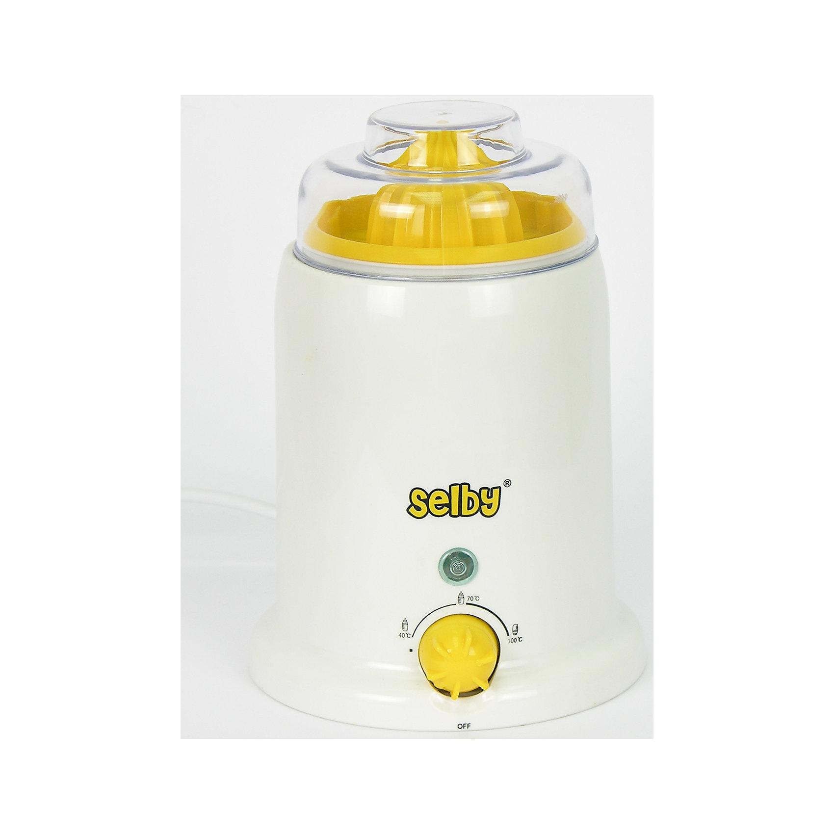 Подогреватель детского питания с функцие стерилизации BW-10S Selby