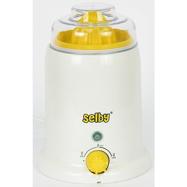 Подогреватель детского питания с функцией стерилизации BW-01S SelbyПодогреватели детского питания<br>Подогреватель осуществляет быстрый и равномерный нагрев молока, смеси и детского питания. Имеет регулировку температуры нагрева, ее автоматическое поддержание и систему термостатического контроля, исключающую перегрев пищи. Может использоваться как подогреватель или стерилизатор. Подходит для бутылочек всех типов, сосок, пустышек и других принадлежностей для кормления, имеет функцию автоматического отключения.<br><br>Дополнительная информация:<br><br>- Материал: пластик. <br>- Размер: 20 х 12,5 х 13,5 см<br>- Вес: 0,52 кг.<br>- Температура нагрева 40°C.<br>- Регулировка температуры нагрева.<br>- Автоматическое поддержание температуры.<br>- Система термостатического контроля.<br>- Может использоваться как стерилизатор.<br>- Функция автоматического отключения.<br>-  Соковыжималка для цитрусовых в комплекте.<br>- Работает от сети. <br><br>Подогреватель детского питания с функцией стерилизации BW-01S Selby, можно купить в нашем магазине.<br>Ширина мм: 200; Глубина мм: 125; Высота мм: 135; Вес г: 680; Возраст от месяцев: 0; Возраст до месяцев: 36; Пол: Унисекс; Возраст: Детский; SKU: 4067734;