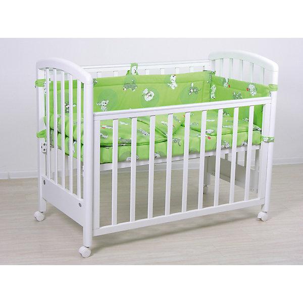 Простыня на резинке  Наши друзья Фея, зеленыйПостельное белье в кроватку новорождённого<br>Простыня выполнена из высококачественного гипоаллергенного материала безопасного для детей. Имеет удобный размер: хорошо заправляется, подходит для стандартных матрасов. Изделие имеет приятную расцветку, декорировано милым принтом: может подойти к белью различной расцветки. <br><br>Дополнительная информация:<br><br>- Материал: хлопок 100%.<br>- Размер: 100х160 см. <br>- Цвет: зеленый.<br>- На резинке.<br>- Декоративные элементы: принт.<br><br>Простыню на резинке  Наши друзья Фея, зеленую, можно купить в нашем магазине.<br><br>Ширина мм: 1200<br>Глубина мм: 600<br>Высота мм: 150<br>Вес г: 250<br>Возраст от месяцев: 0<br>Возраст до месяцев: 36<br>Пол: Унисекс<br>Возраст: Детский<br>SKU: 4067745