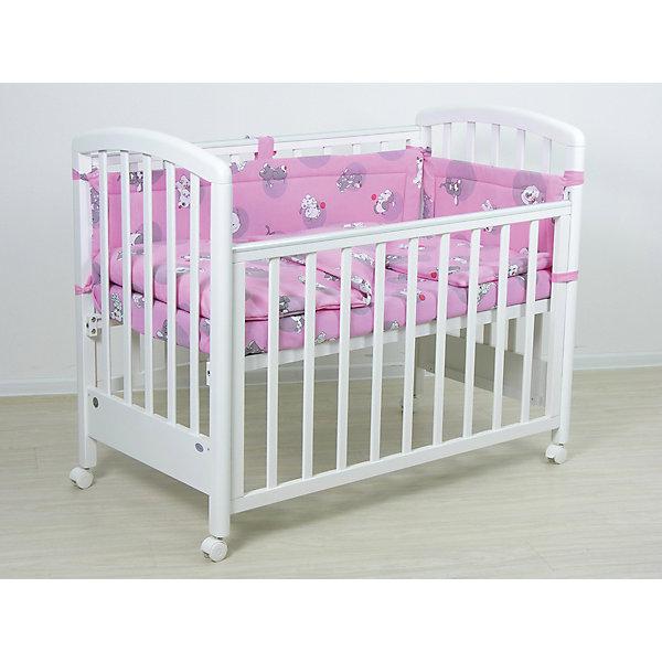 Простыня на резинке  Наши друзья Фея, розовыйПостельное белье в кроватку новорождённого<br>Простыня выполнена из высококачественного гипоаллергенного материала безопасного для детей. Имеет удобный размер: хорошо заправляется, подходит для стандартных матрасов. Изделие имеет приятную расцветку, декорировано милым принтом: может подойти к белью различной расцветки. <br><br>Дополнительная информация:<br><br>- Материал: хлопок 100%.<br>- Размер: 100х160 см. <br>- Цвет: розовый.<br>- На резинке.<br>- Декоративные элементы: принт.<br><br>Простыню на резинке  Наши друзья Фея, розовую, можно купить в нашем магазине.<br>Ширина мм: 1200; Глубина мм: 600; Высота мм: 150; Вес г: 250; Возраст от месяцев: 0; Возраст до месяцев: 36; Пол: Женский; Возраст: Детский; SKU: 4067746;