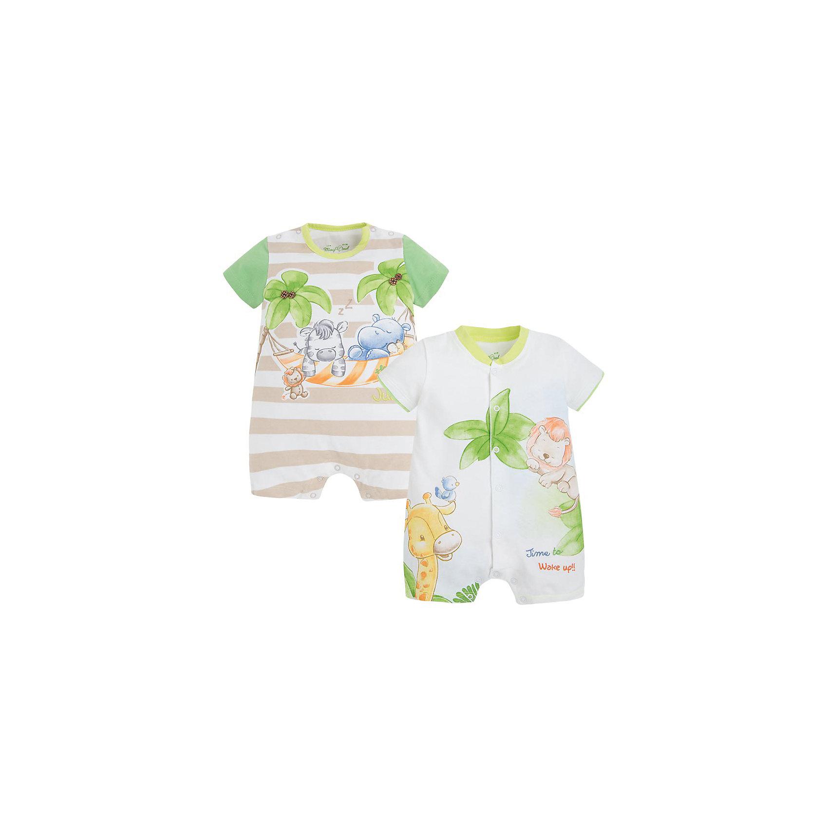 Пижама, 2 шт. для мальчика Mayoral