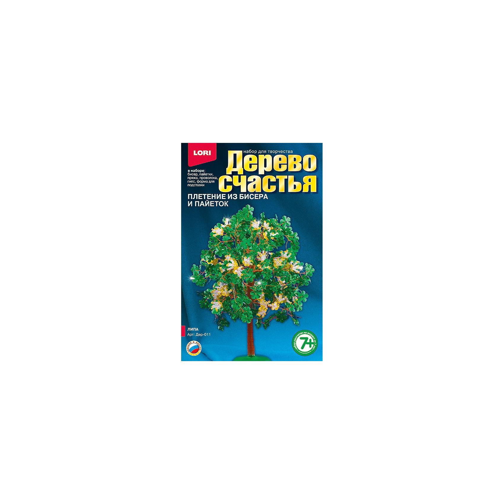 LORI Дерево счастья Липа, LORI lori набор для рукоделия дерево счастья сакура