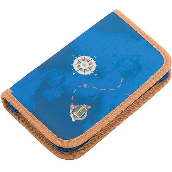 Пенал 1-секционный Компас, СмурфикиСмурфики<br>Пенал Компас – это модный и красивый аксессуар, который надежно сохранит все мелкие школьные принадлежности. Его специальные петельки из резинки надежно зафиксируют ручки и карандаши, точилку и ластик. Изделие изготовлено из износостойкой ткани и качественного ламинированного картона, поэтому будет служить очень долго. Аксессуар декорирован ярким принтом снаружи и внутри. <br><br>Дополнительная информация:<br><br>- Материал: картон, текстиль.<br>- Размер: 19,5х11х3,5 см.<br>- Цвет: синий. <br>- Количество отделений: 1.<br><br>Пенал 1-секционный Компас, Смурфики, можно купить в нашем магазине.<br>Ширина мм: 195; Глубина мм: 110; Высота мм: 35; Вес г: 105; Возраст от месяцев: 36; Возраст до месяцев: 108; Пол: Мужской; Возраст: Детский; SKU: 4074013;
