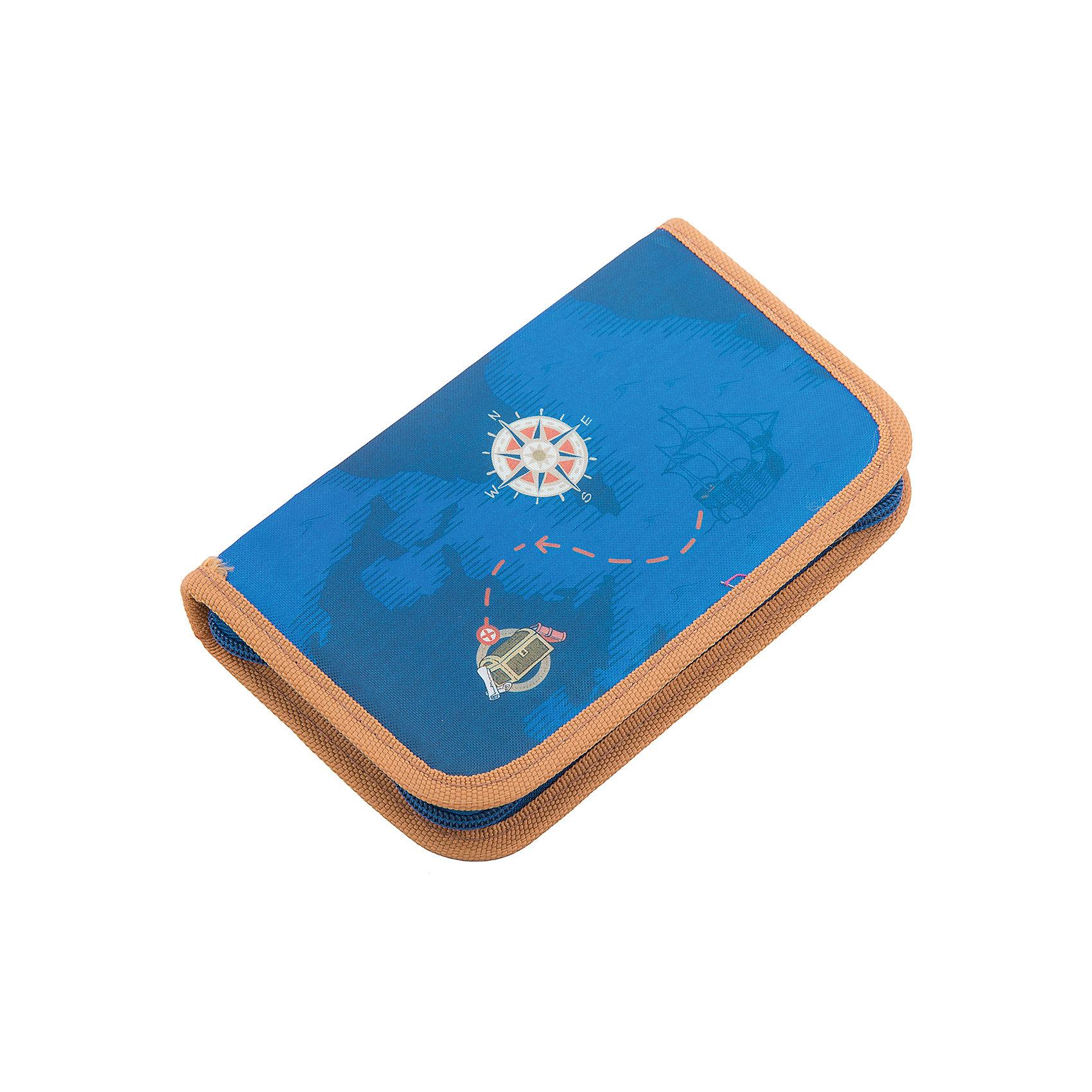 Пенал 1-секционный Компас, СмурфикиПенал Компас – это модный и красивый аксессуар, который надежно сохранит все мелкие школьные принадлежности. Его специальные петельки из резинки надежно зафиксируют ручки и карандаши, точилку и ластик. Изделие изготовлено из износостойкой ткани и качественного ламинированного картона, поэтому будет служить очень долго. Аксессуар декорирован ярким принтом снаружи и внутри. <br><br>Дополнительная информация:<br><br>- Материал: картон, текстиль.<br>- Размер: 19,5х11х3,5 см.<br>- Цвет: синий. <br>- Количество отделений: 1.<br><br>Пенал 1-секционный Компас, Смурфики, можно купить в нашем магазине.<br><br>Ширина мм: 195<br>Глубина мм: 110<br>Высота мм: 35<br>Вес г: 105<br>Возраст от месяцев: 36<br>Возраст до месяцев: 108<br>Пол: Мужской<br>Возраст: Детский<br>SKU: 4074013