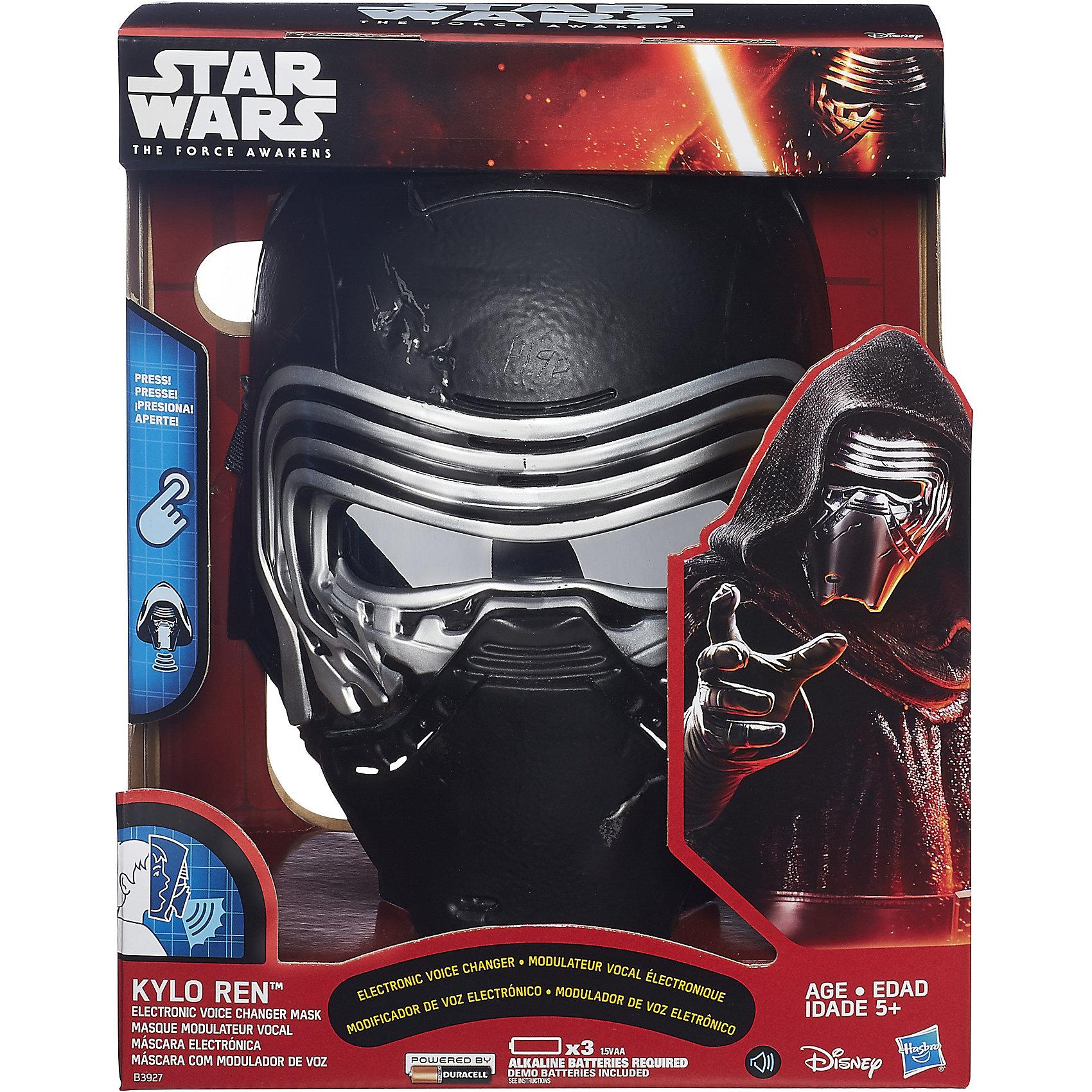 Электронная маска Главного Злодея, Звездные войны от myToys