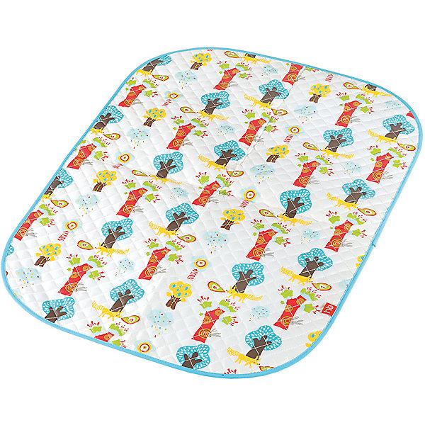Клеенка Dry Klean, Happy BabyДетское постельное бельё 1 предмет<br>Клеенка Dry Klean от Happy Baby (Хэппи Бейби) - необходимый аксессуар для малыша с рождения. Приятная на ощупь клеенка с интересным рисунком превратит ежедневные гигиенические процедуры в забавную игру. Кленка Dry Klean долго будет выглядеть как новая, ведь она выполнена из прочных материалов, а край клеенки аккуратно обработан. Клеенка легко складывается, не занимает много места и легка в уходе. Dry Klean защитит поверхность от загрязнения и позволит сохранить гигиену при переодевании даже в дороге. Яркая расцветка привлечет малыша и он будет с удовольствием лежать на животике и рассматривать причудливые картинки. <br><br>Дополнительная информация:<br><br>- Приятная на ощупь;<br>- Незаменима в путешествиях;<br>- Отлично подходит для массажа и гигиенических процедур;<br>- Экономит место;<br>- Удобная прямоугольная форма;<br>- Водонепроницаемое покрытие;<br>- Забавный рисунок;<br>- Материал: полипропилен, термопластичная резина;<br>- Размер: 48 х 68 см<br><br>Клеенку Dry Klean, Happy Baby (Хэппи Бейби) можно купить в нашем интернет-магазине.<br><br>Ширина мм: 20<br>Глубина мм: 200<br>Высота мм: 240<br>Вес г: 87<br>Возраст от месяцев: 0<br>Возраст до месяцев: 36<br>Пол: Унисекс<br>Возраст: Детский<br>SKU: 4079608