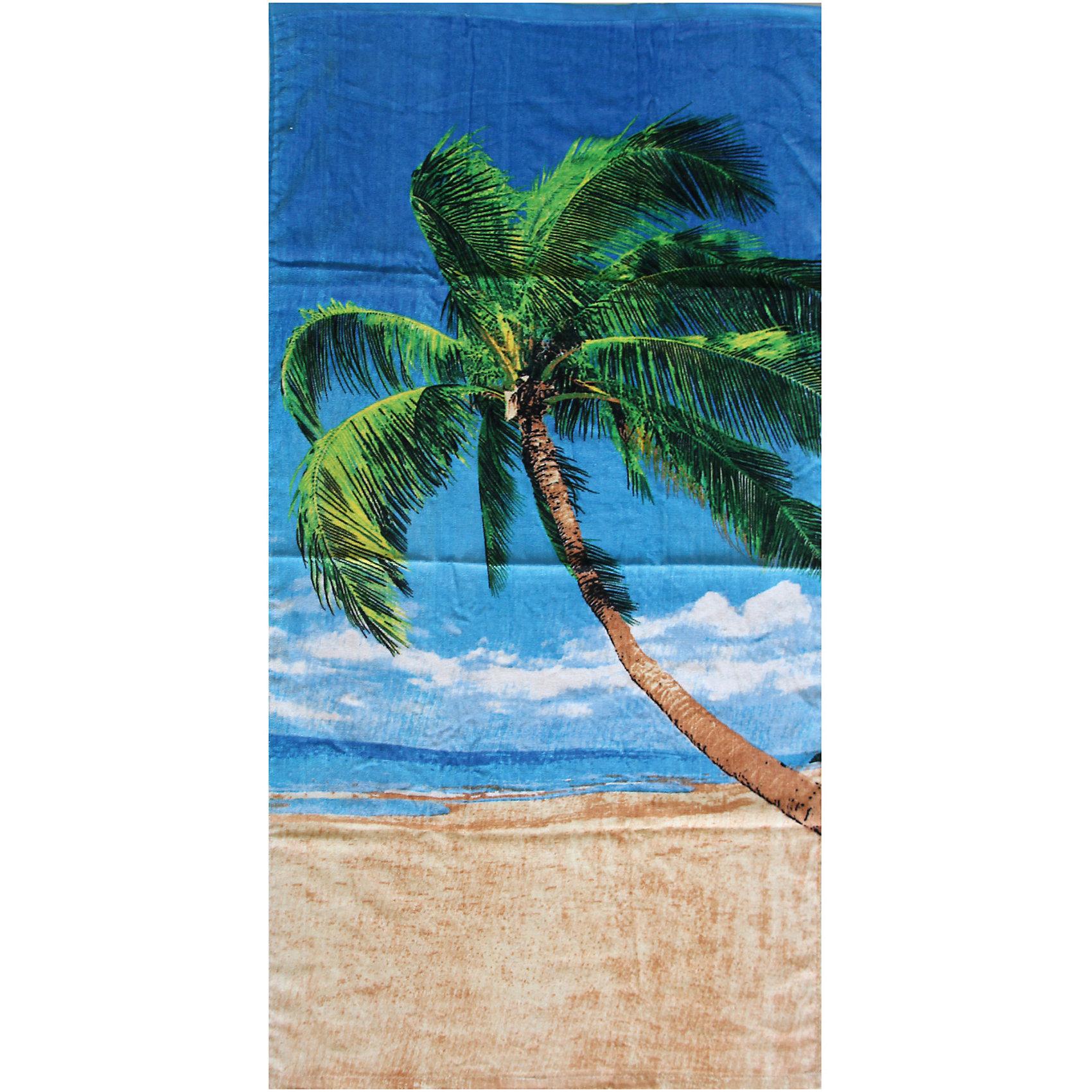Пляжное полотенце Пальма 60*120 смПляжное полотенце Пальма 60*120 см – это удобное, яркое полотенце станет для ребенка незаменимым компаньоном после купания.<br>Пляжное полотенце Пальма пригодится на пляже, в бассейне, да везде, где есть вода. Полотенце с яркой расцветкой поднимет настроение и подарит много положительных эмоций. Им можно вытереть мокрое тело после купания или просто постелить на шезлонге или песке. Полотенце мягкое, легкое, хорошо впитывает влагу, сделано из 100% хлопка.<br><br>Дополнительная информация:<br><br>- Размер: 60х120 см.<br>- Материал: хлопок 100%<br><br>Пляжное полотенце Пальма 60*120 см можно купить в нашем интернет-магазине.<br><br>Ширина мм: 320<br>Глубина мм: 210<br>Высота мм: 30<br>Вес г: 224<br>Возраст от месяцев: 24<br>Возраст до месяцев: 192<br>Пол: Унисекс<br>Возраст: Детский<br>SKU: 4079861
