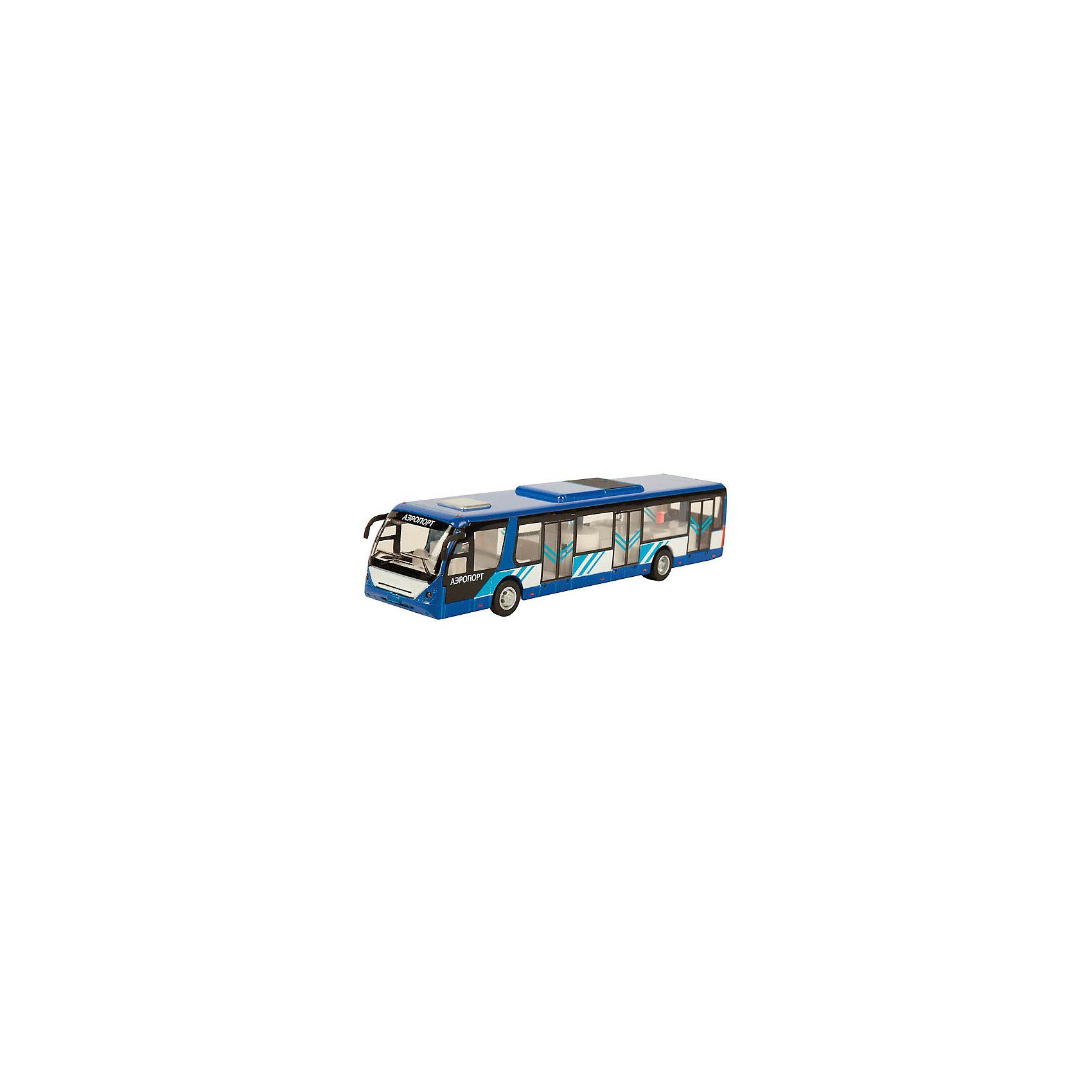 Автобус, со светом и звуком, ТЕХНОПАРК